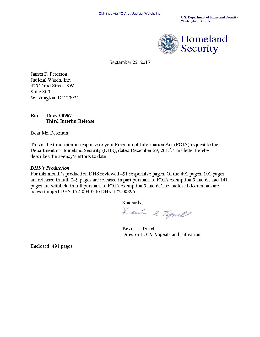Dhs Personal assistant Job Description - Homeland Security