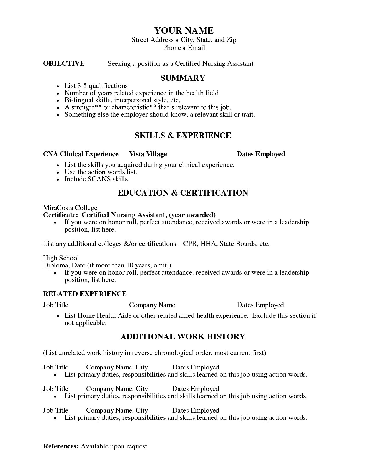Dialysis Technician Job Description Resume - 16 Dialysis Technician Resume