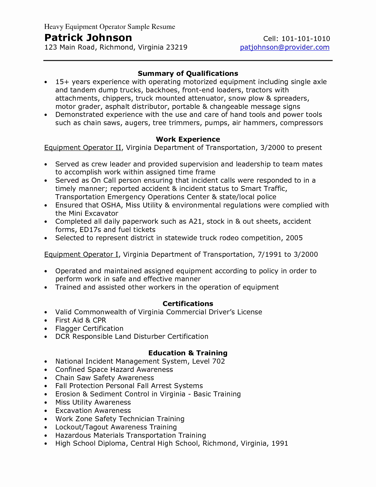 Direct Care Staff Resume - Resume Templates for Maintenance Worker Direct Care Staff Duties