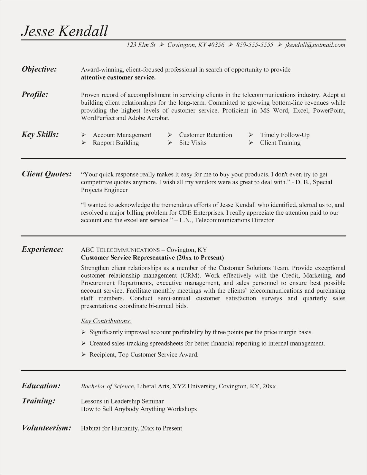 Director Resume Template - Resume Templates for Customer Service Fresh Beautiful Grapher Resume