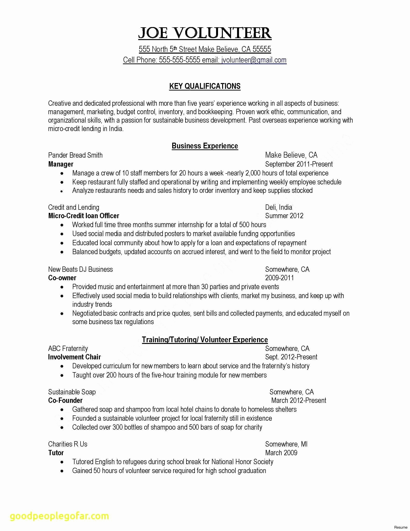 Dj Resume Template - New New Rn Resume