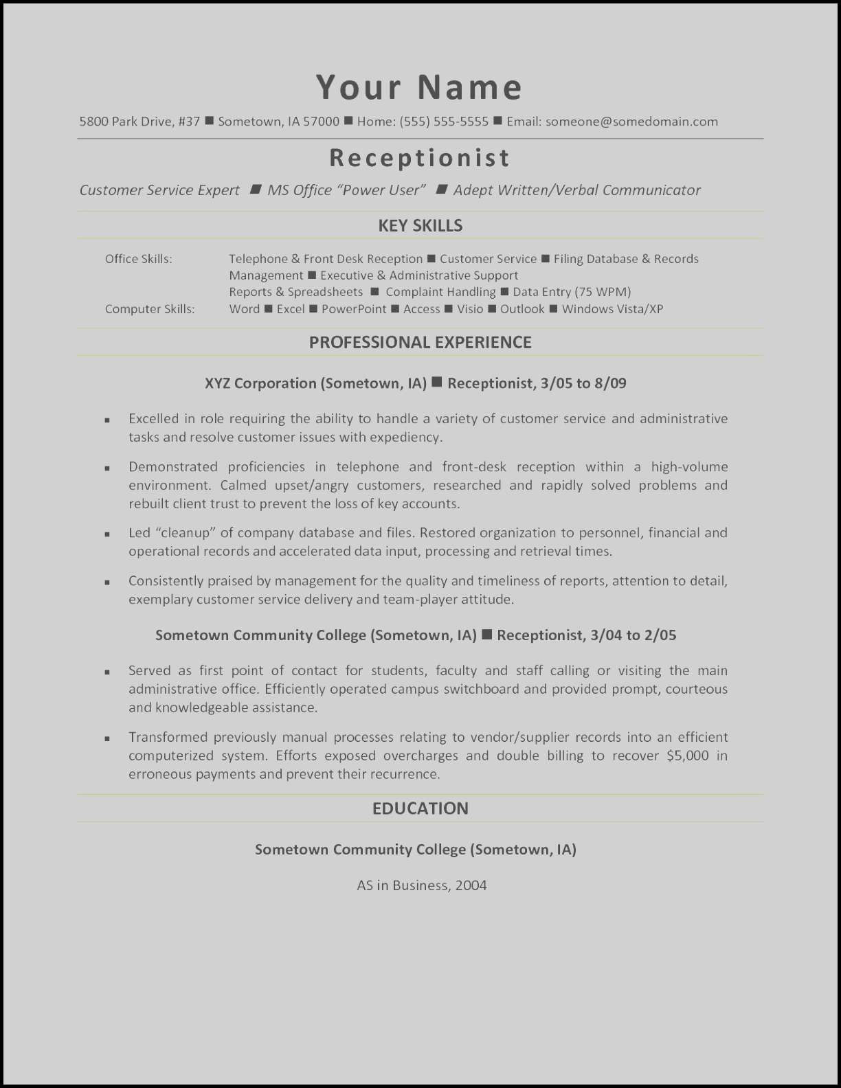 Editor Resume Sample - Search for Resumes Inspirational Video Editor Resume Template