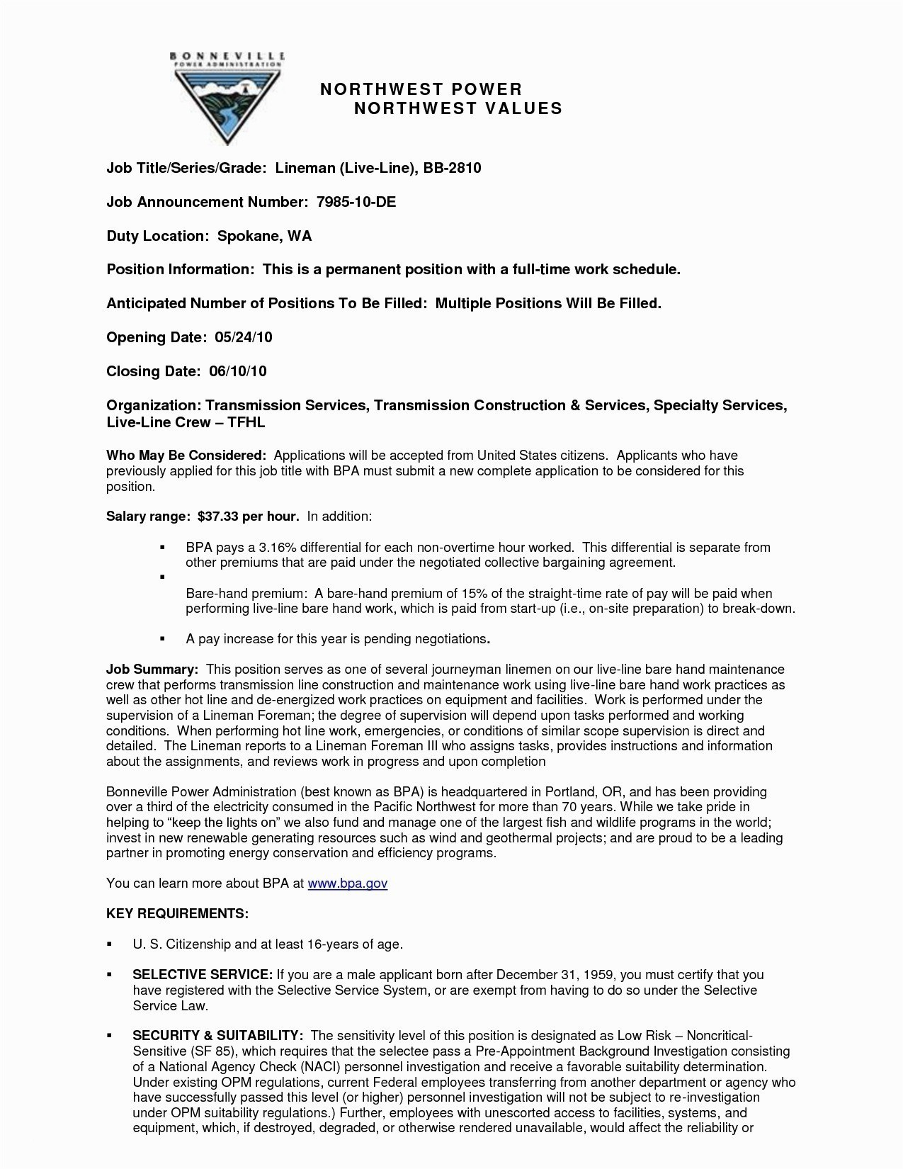 Electrician Resume Sample - Electrical Resume Examples Valid 10 Amazing Apprentice Electrician