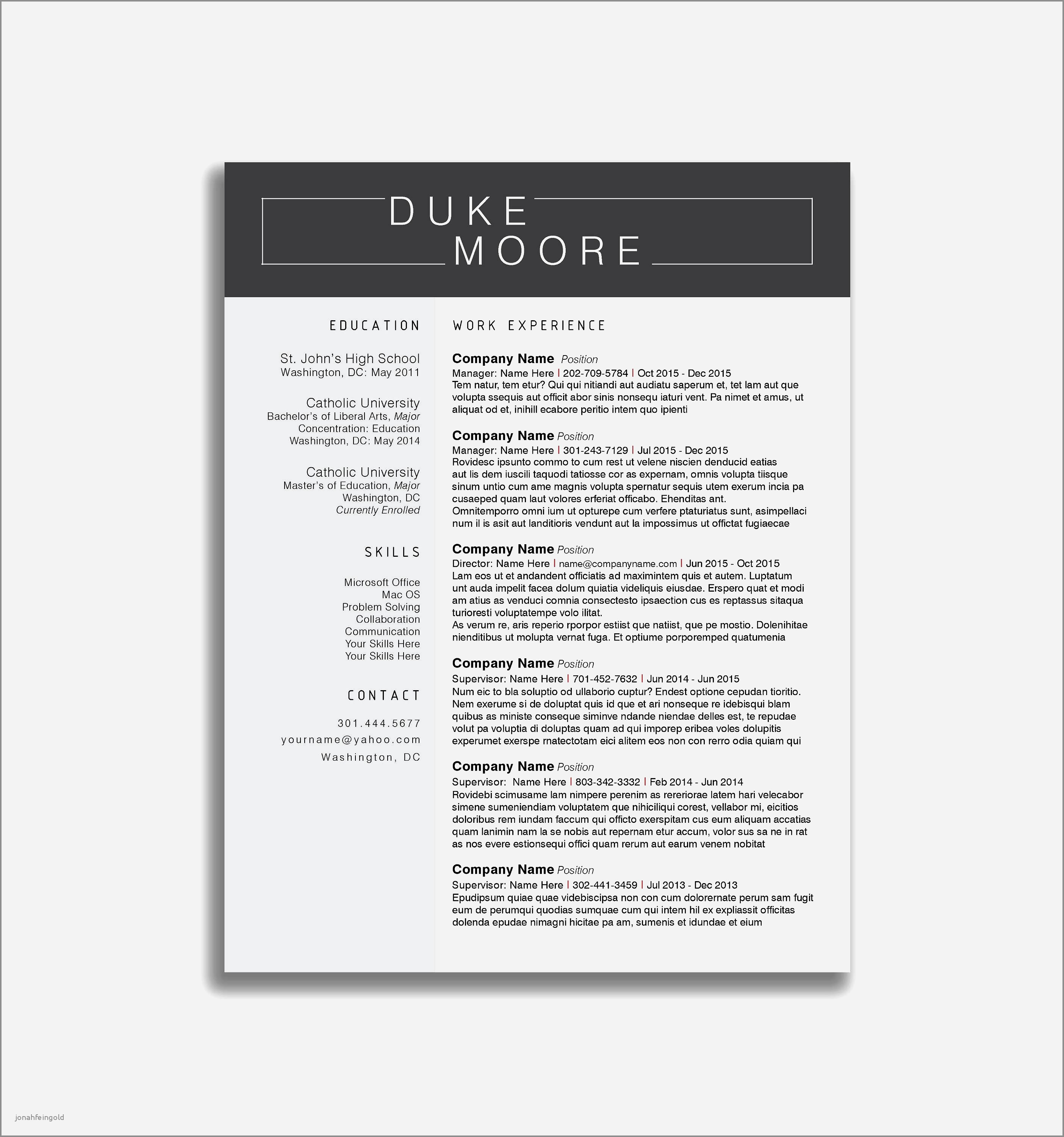 Elementary School Teacher Resume Template - Elementary Education Resume Sample Refrence ¢Ë†Å¡ 30 New Elementary