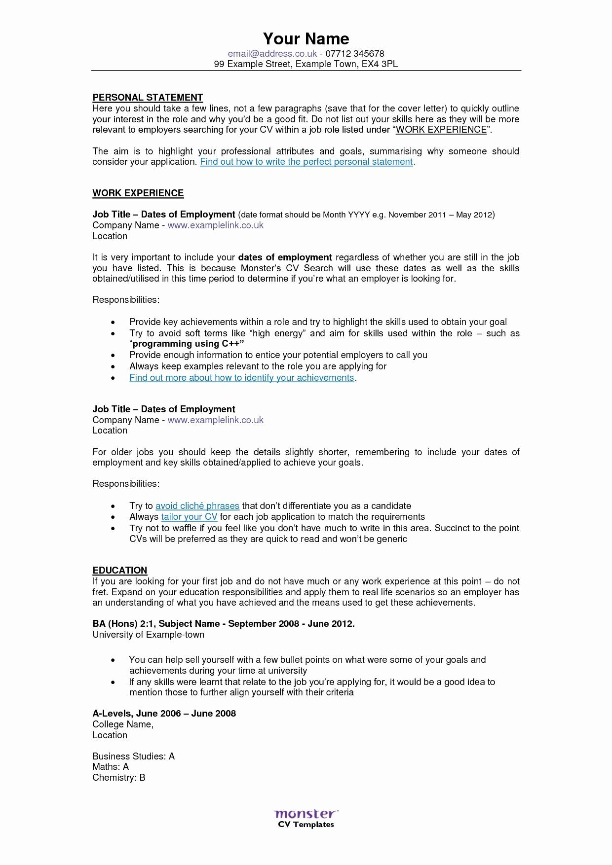 Employer Name Example - Help Desk Cover Letter Template Examples