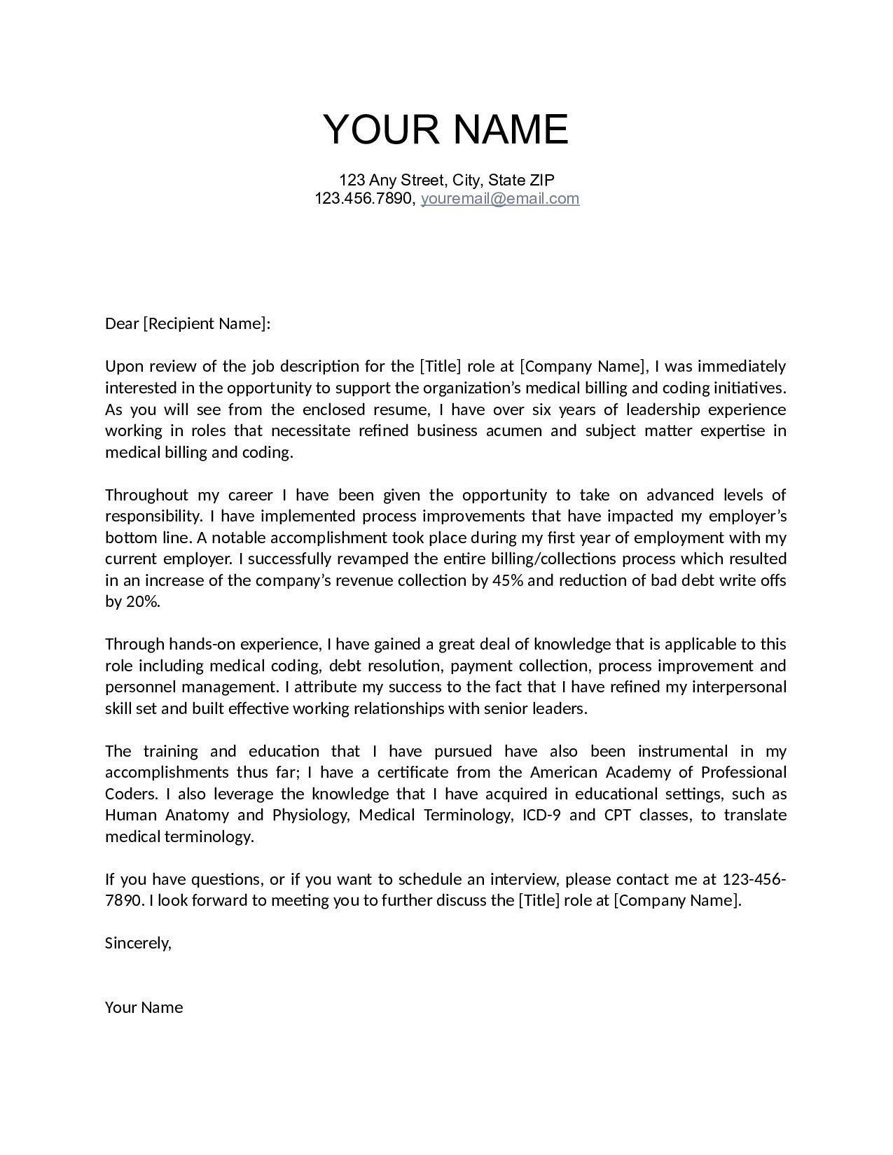 Employer Name Mean - 16 Luxury Hand Written Letter Land Of Template