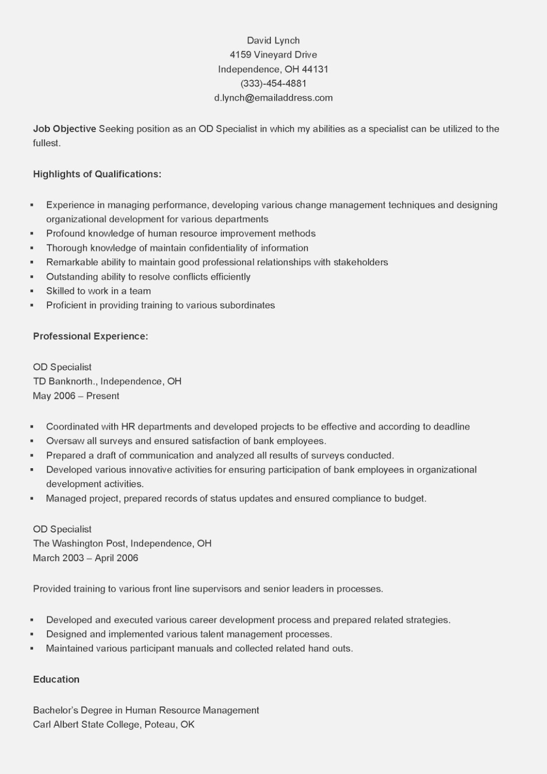 Entry Level Business Analyst Resume - 14 Entry Level Business