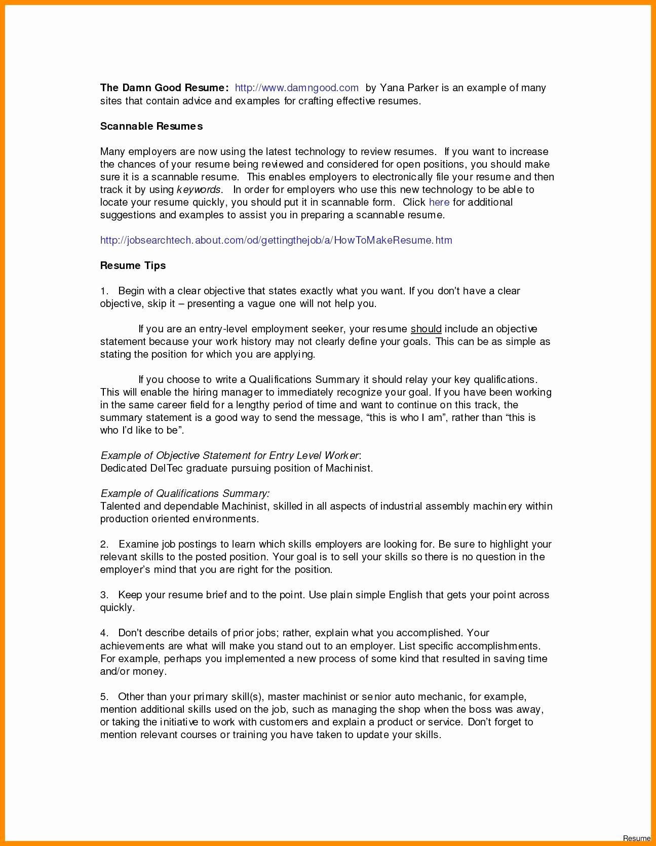 Entry Level Electrical Engineer Resume - Sample Resume for Puter Science Graduate Best Puter Science