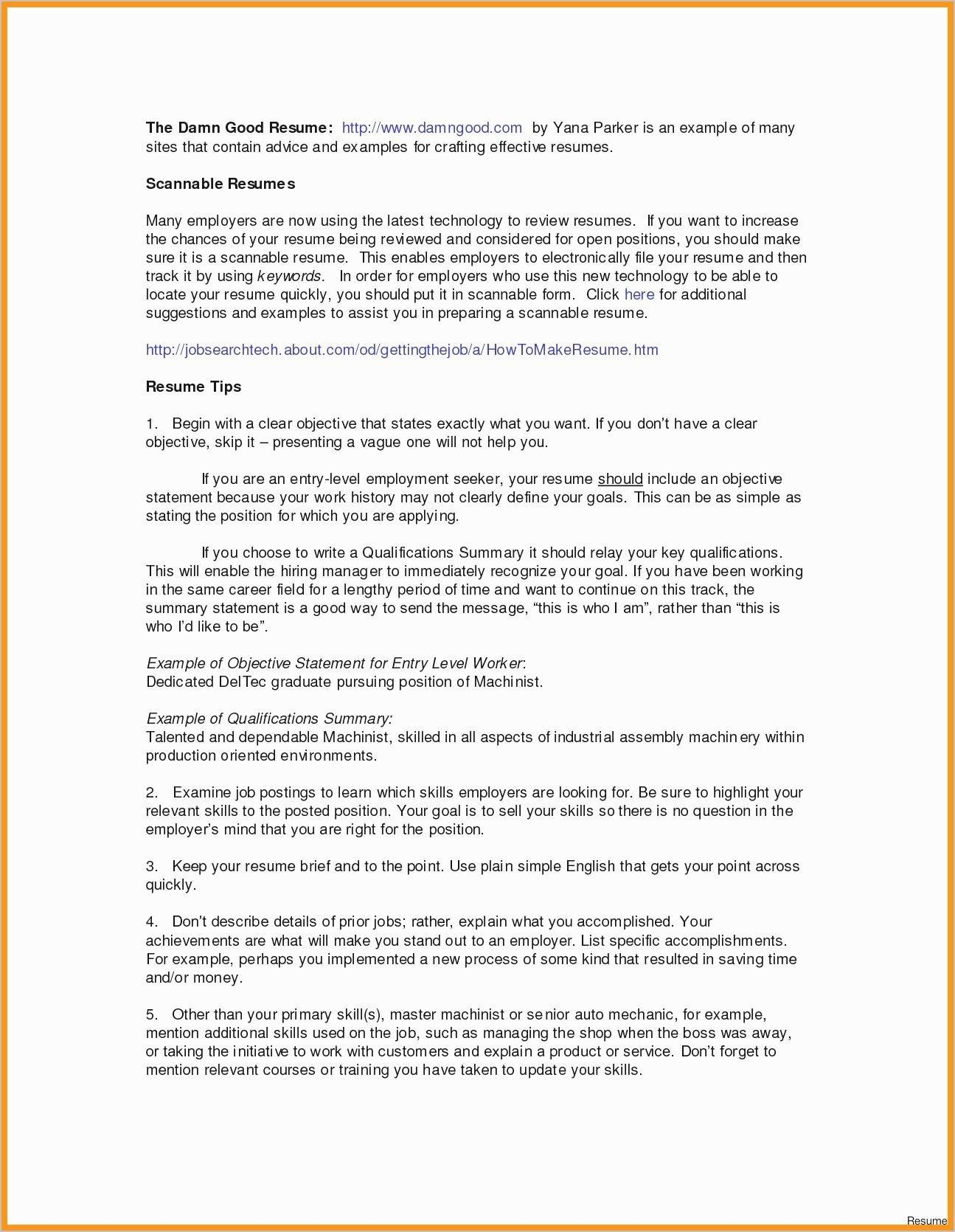 Entry Level Human Resources Resume Examples - 24 Entry Level Human Resources Resume
