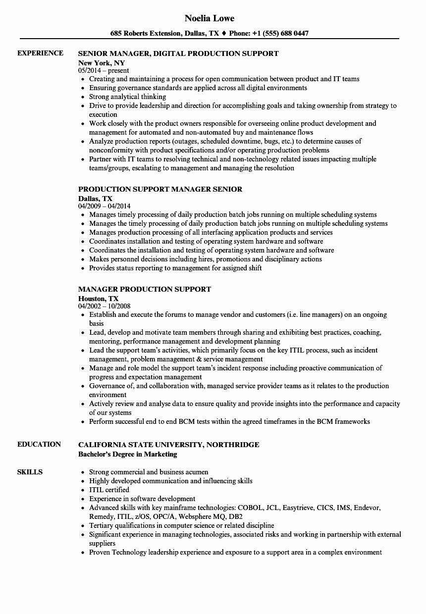 Entry Level Process Operator Resume - 17 Fresh Heavy Equipment Operator Resume