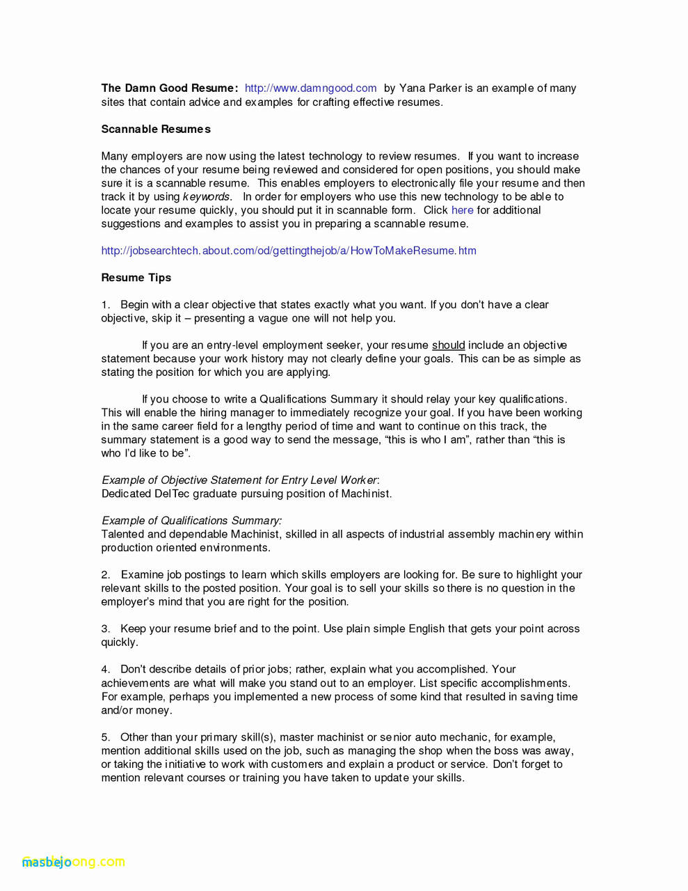 Entry Level Resume Skills - 31 Luxury Resume Summary Examples Entry Level