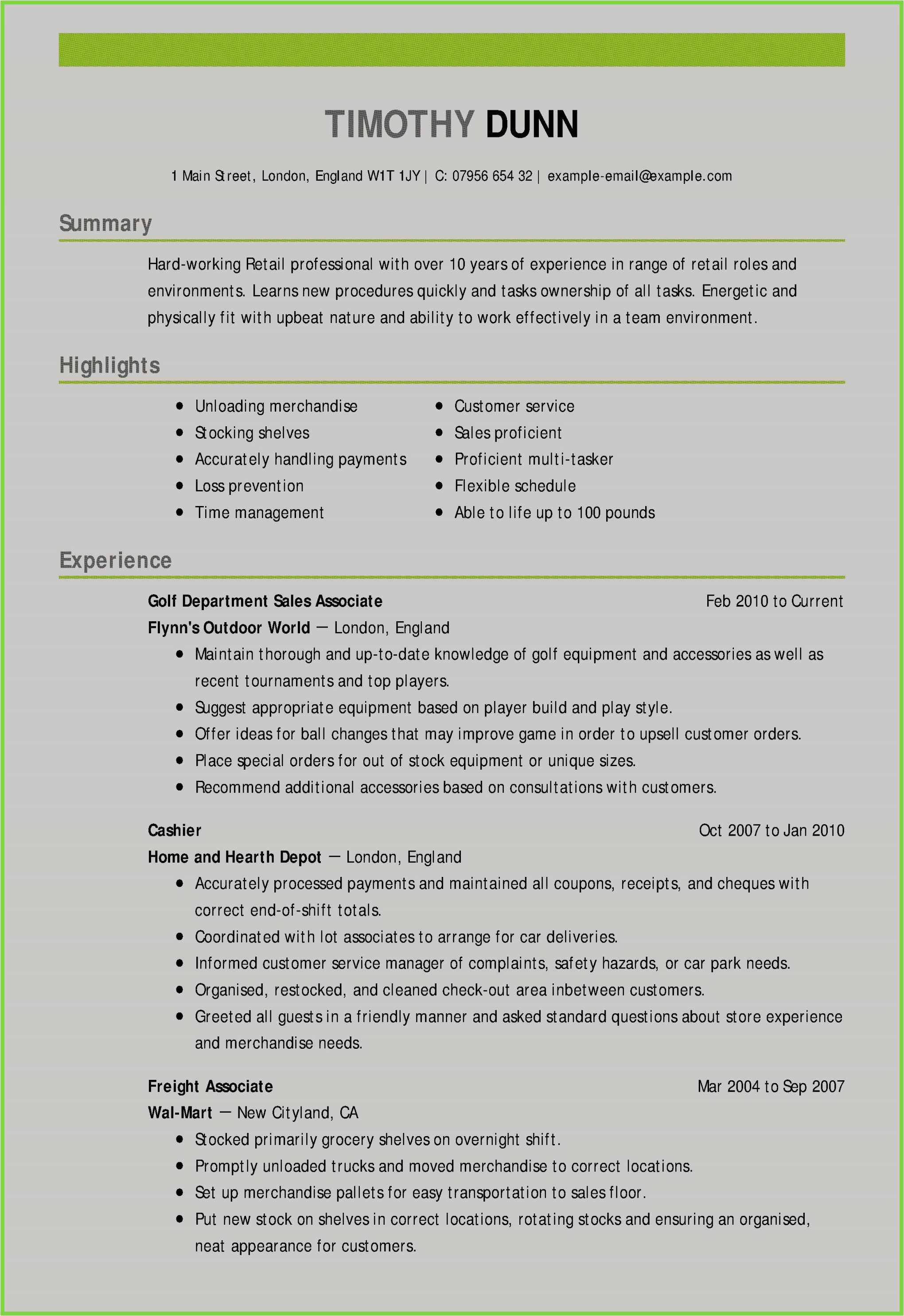Environmental Services Resume Sample - 28 New How to Do Resumes Examples