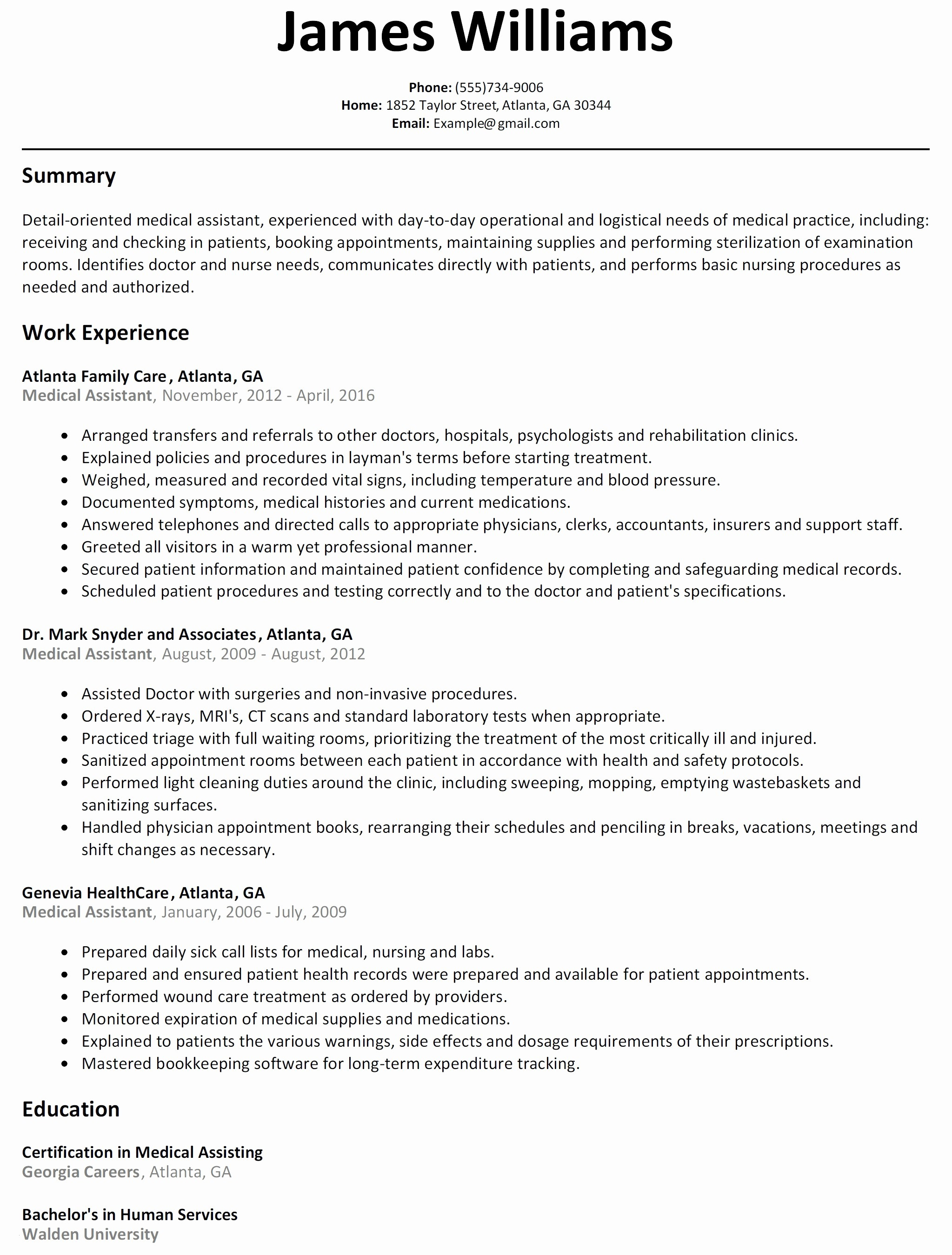 Esl Resume Template - Fresher Resume Usa Paragraphrewriter