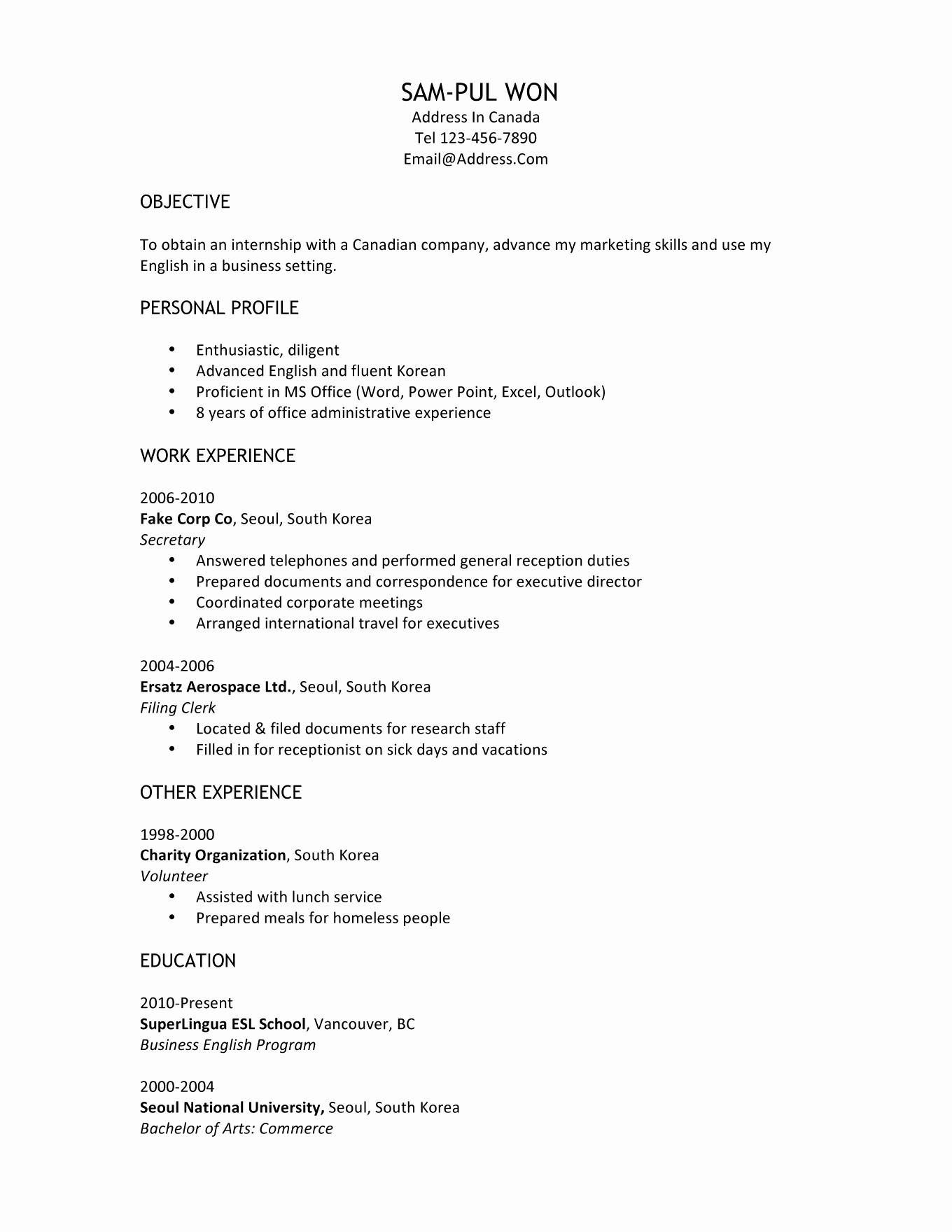 Esl Resume Template - Word Templates Resume Professional Resume Word Template Awesome Hr