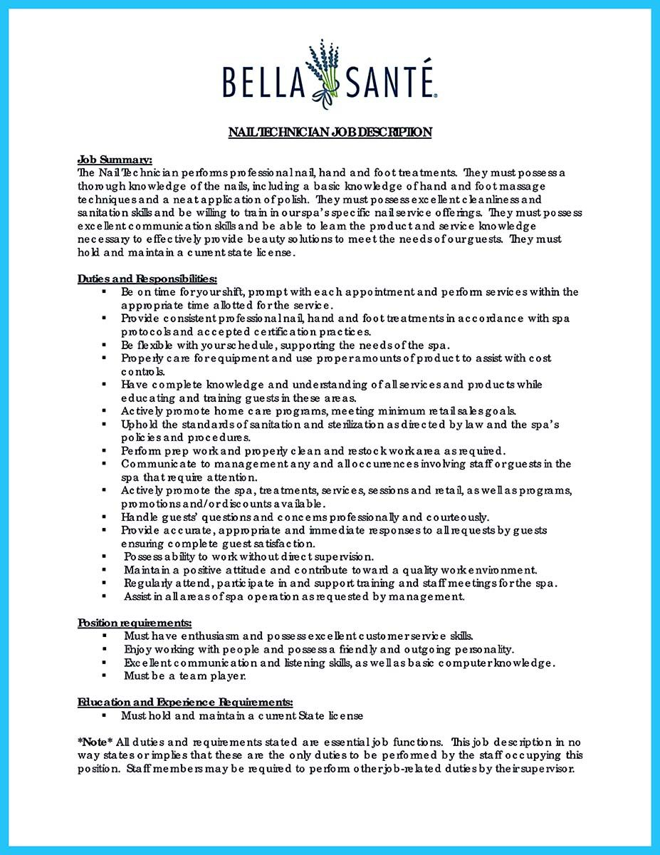 Esthetician Resume Template - Pin On Resume Template