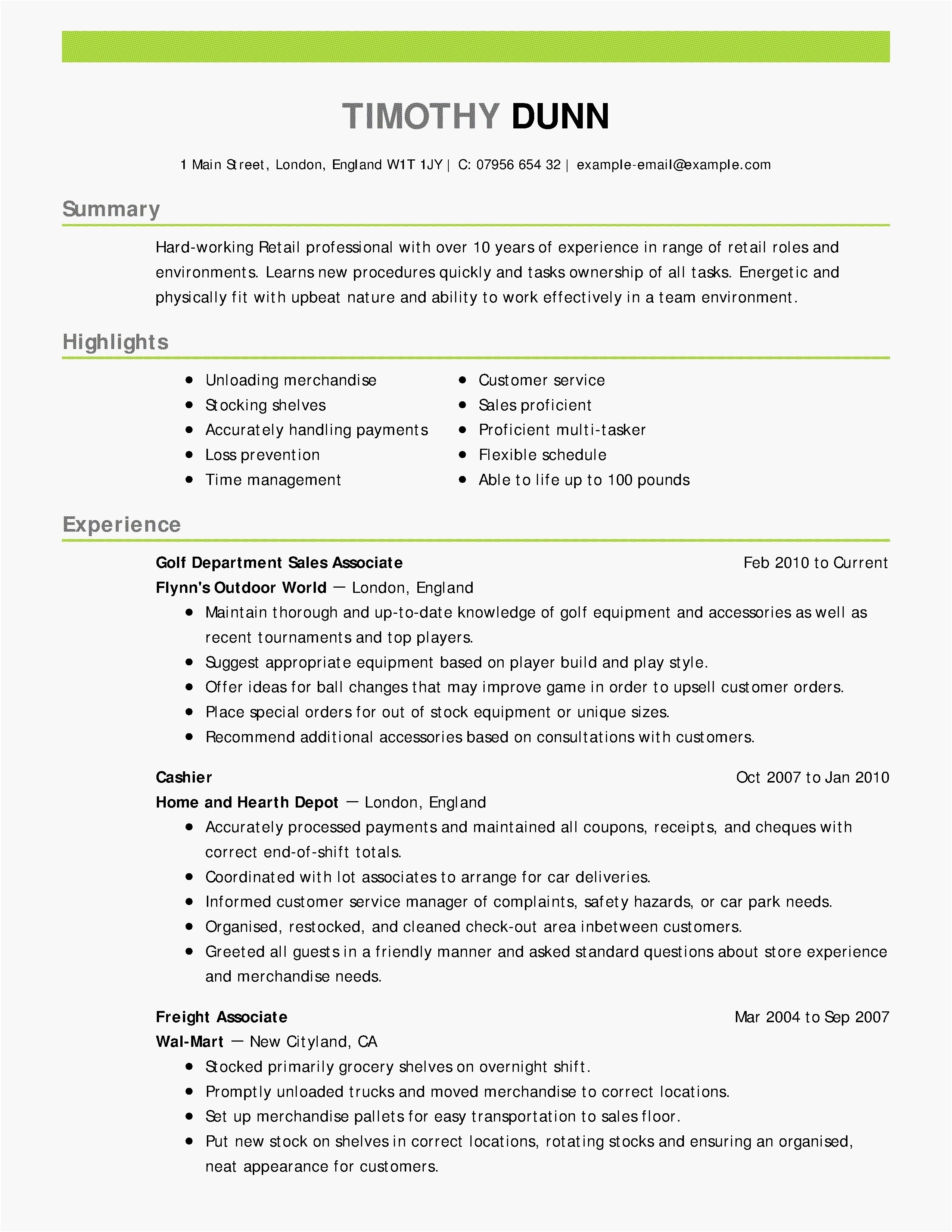 Example Cover Letter for Resume - Nature Cover Letter Example New Fix My Resume Lovely Fresh Entry
