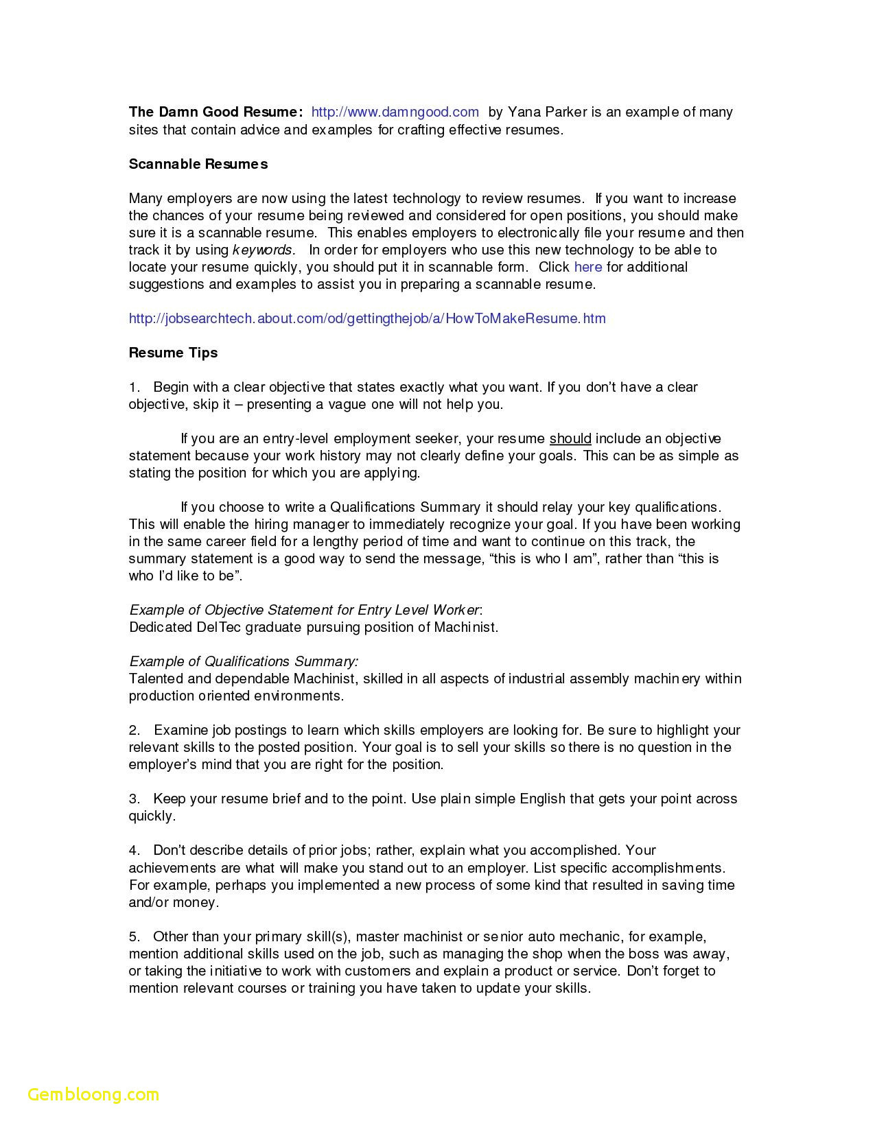 Executive assistant Resume Bullet Points - Resume Objective Executive assistant Free Downloads Executive