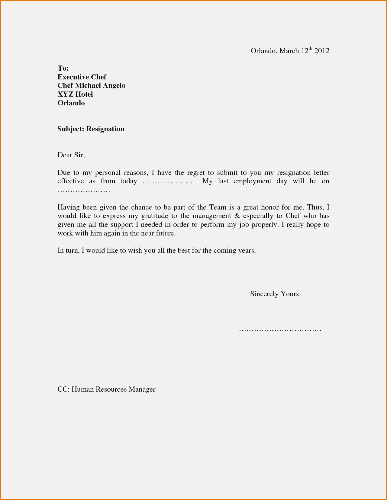 Executive Chef Resume - Sample Resume for Mis Executive – Sample Chef Resume Beautiful