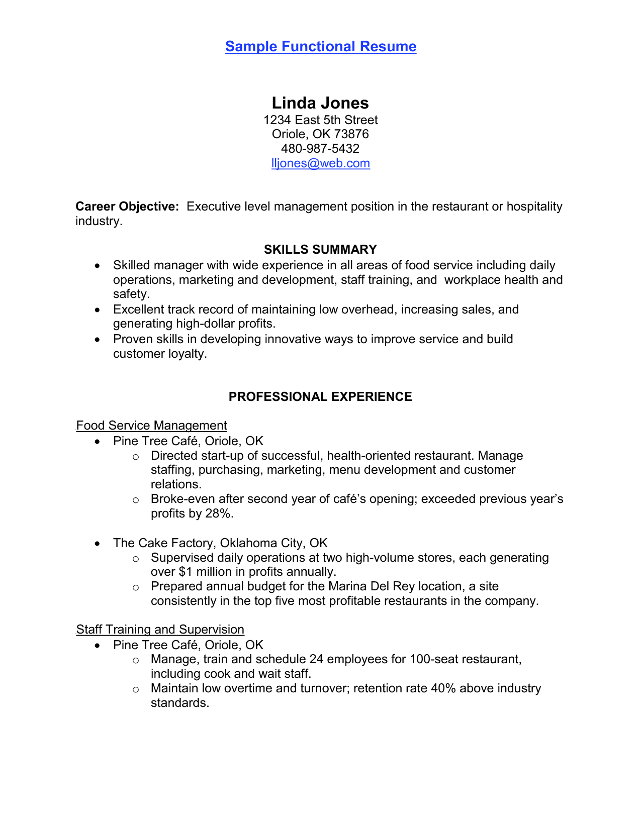 Fast Food Resume Objective - Resume Examples Tamu Resume Examples Pinterest