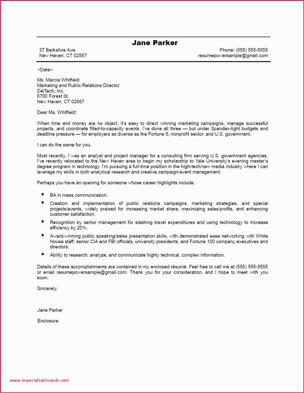 Fbi Resume - Sample Resume for Information Technology Sales Creative Cover Letter