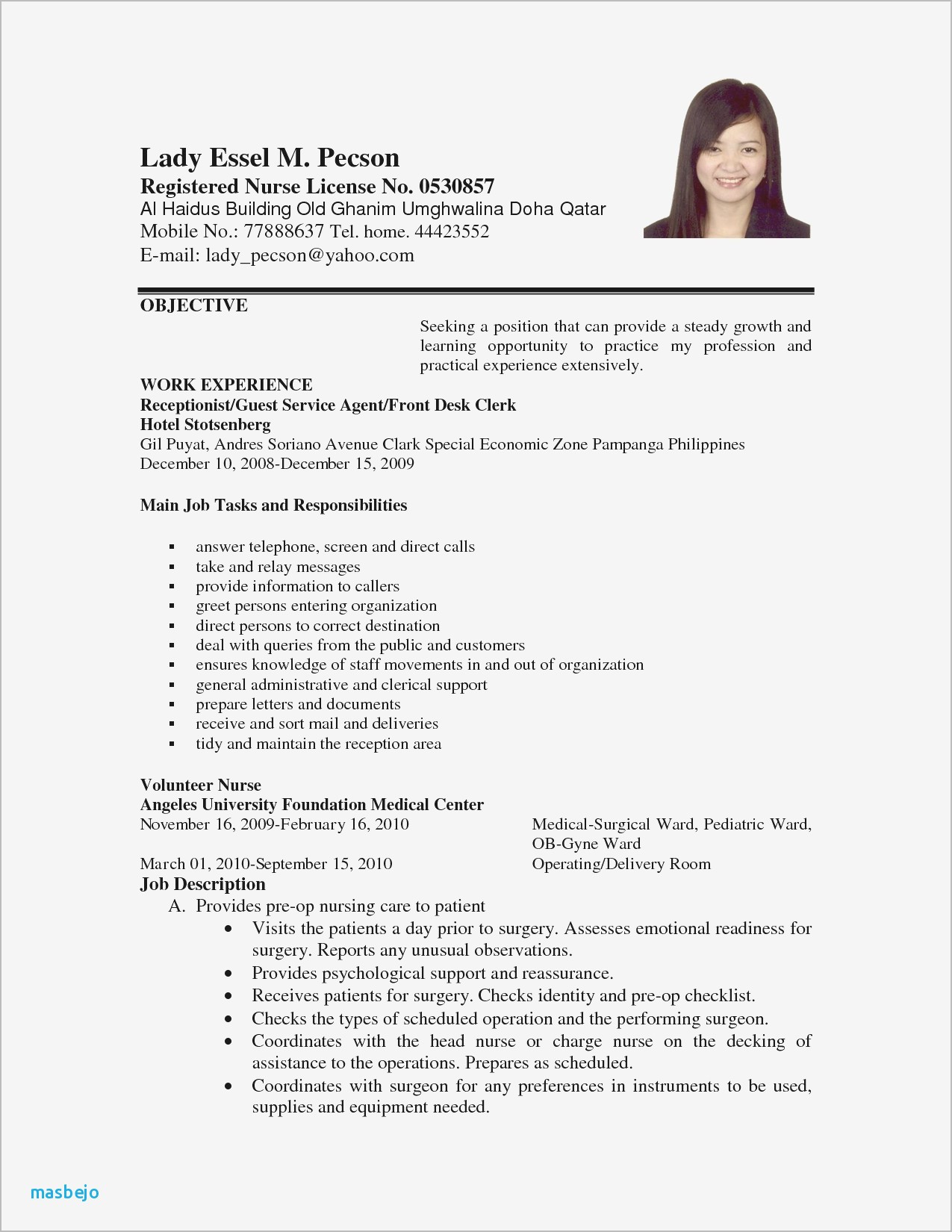 Fill In Resume Template Pdf - Resume Example Pdf Download Resume Resume Examples 0o7ql3pg3q