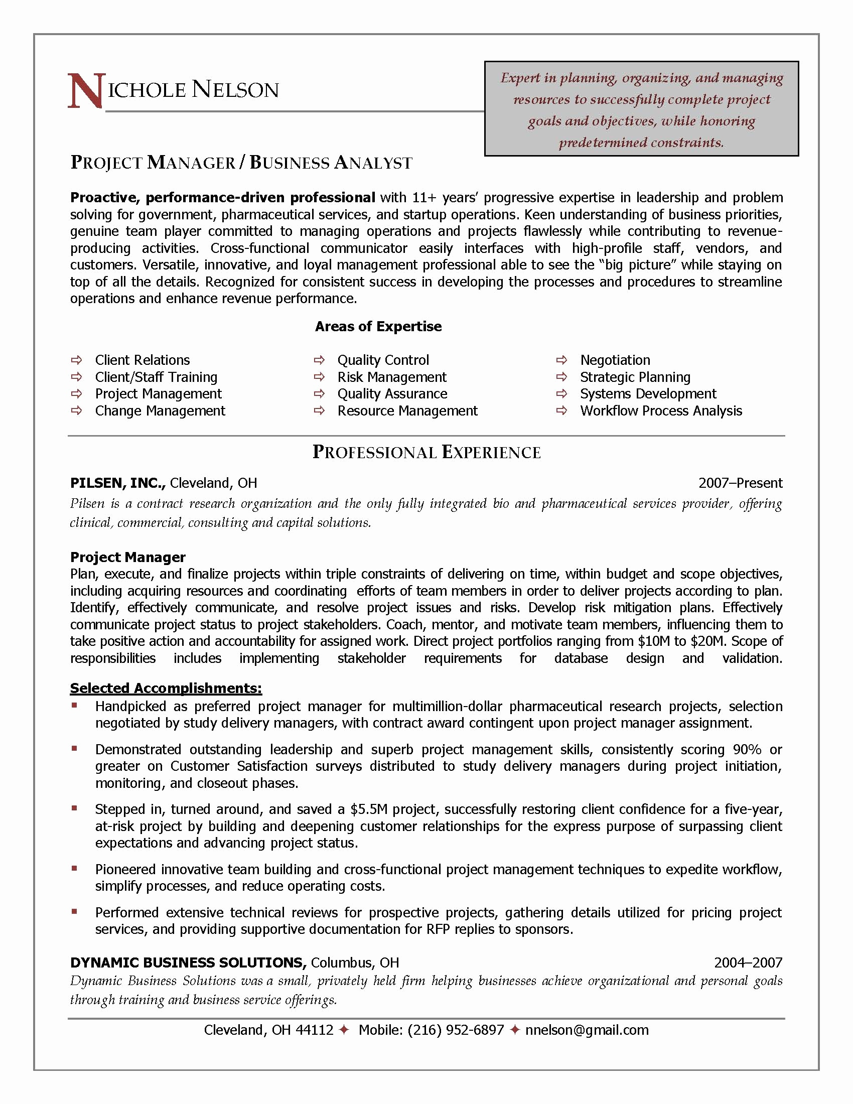 Finance Manager Resume Sample - Resume Template Pdf Download Fresh Resume Samples Program & Finance