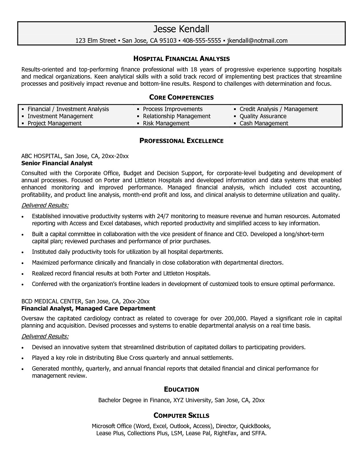 Financial Advisor Resume - Entry Level Financial Advisor Resume Reference Fresh Resume Template