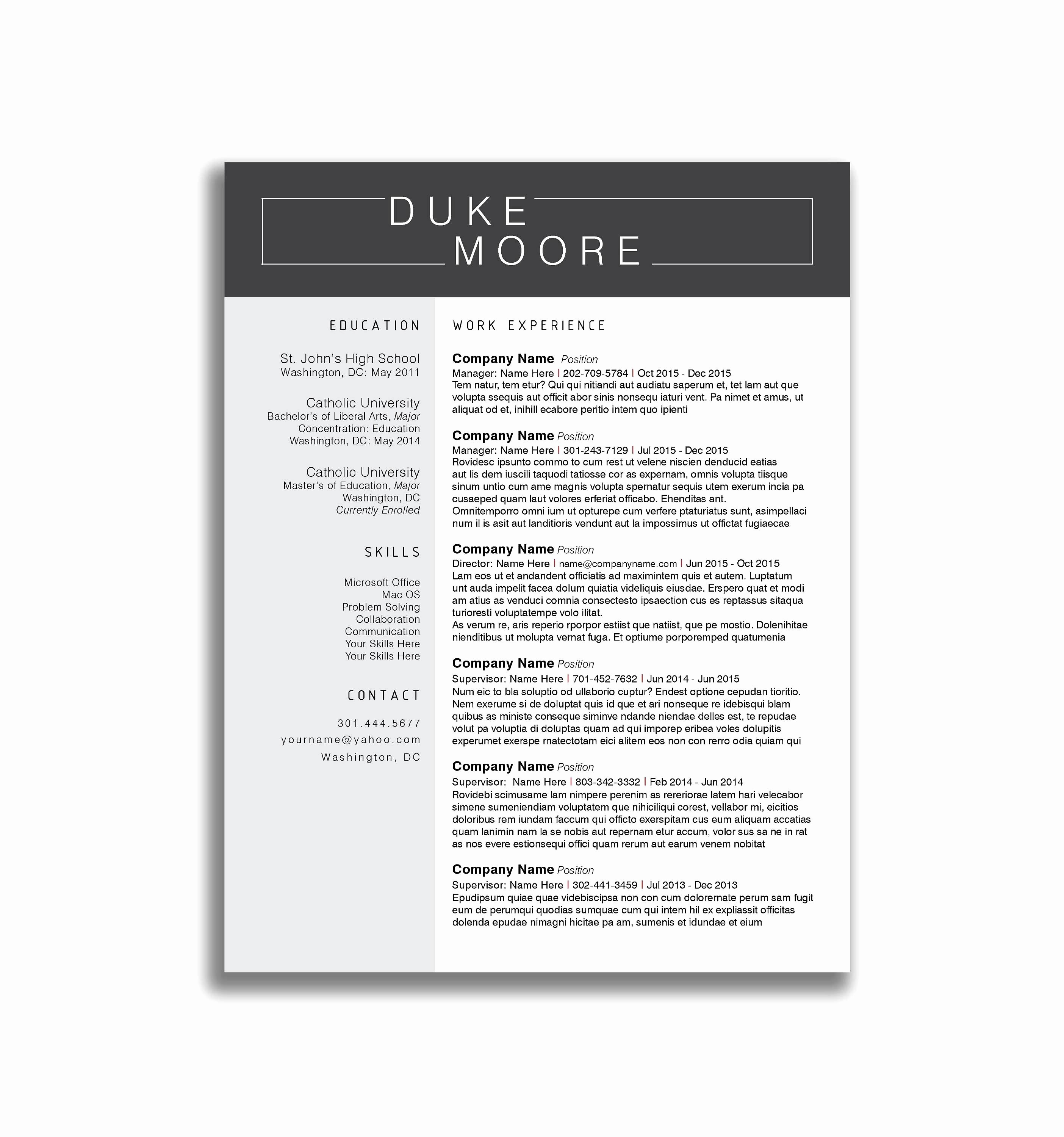 Financial Analyst Resume Template - Resume Examples for Financial Analyst Best Fresh 19 Financial