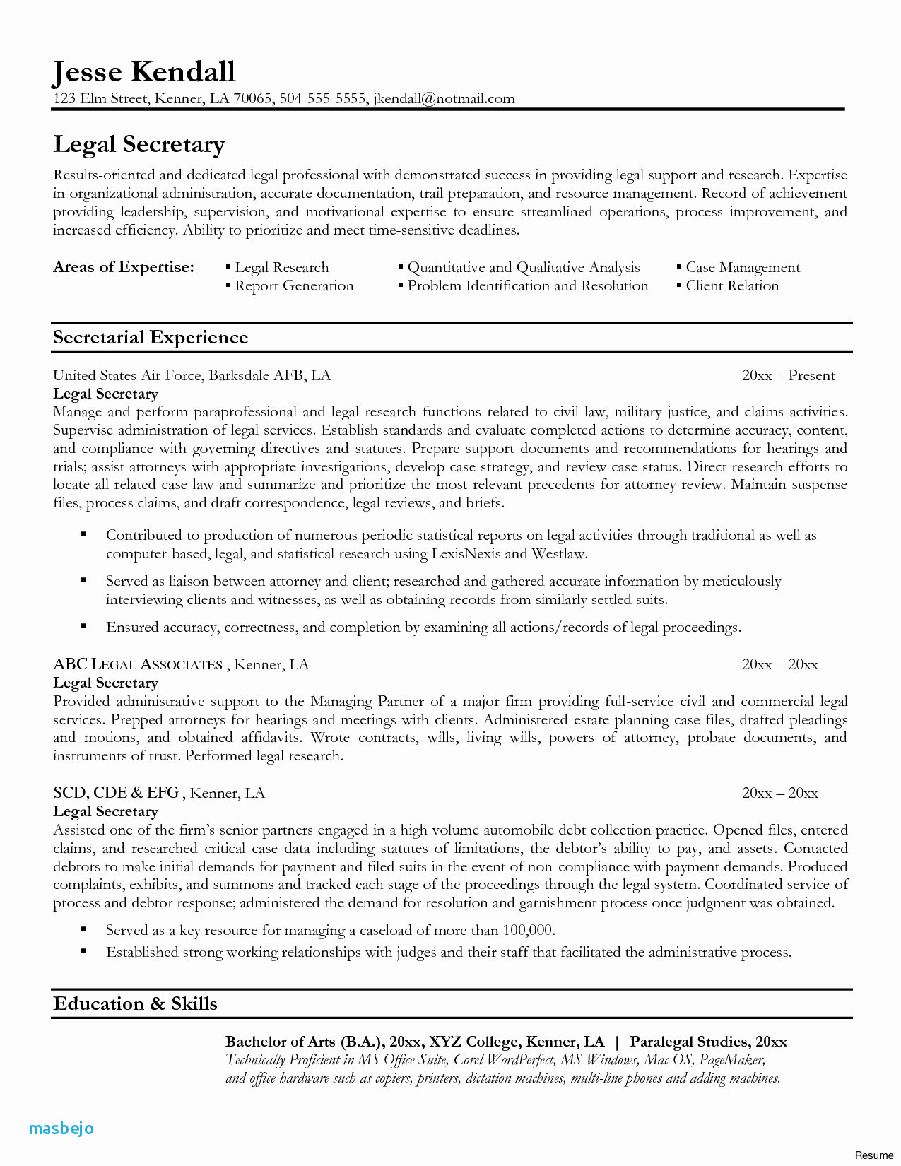 Firm Resume - Legal Resume Examples Law Student Resume Template Best Resume