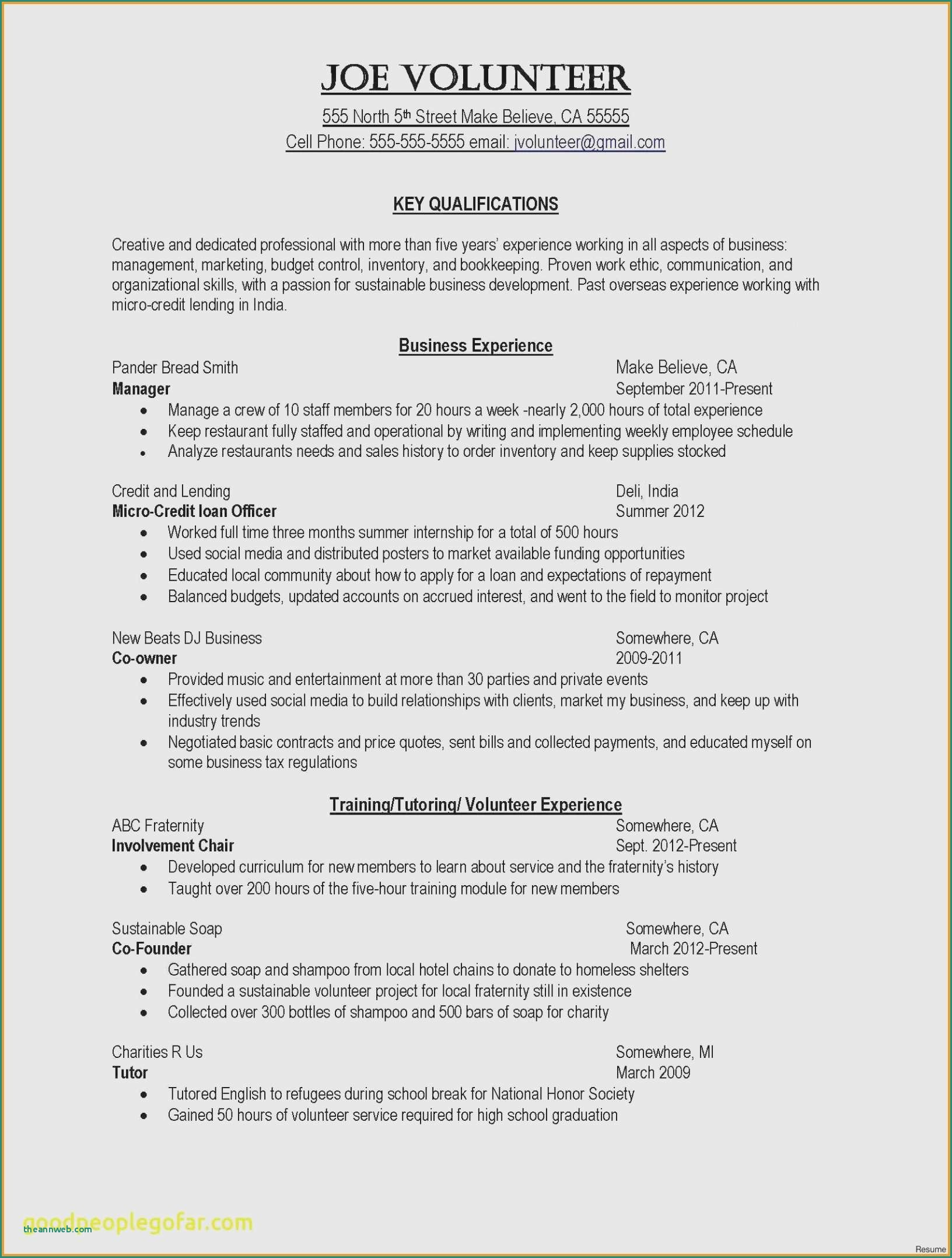 First Year Teacher Resume - 39 Elegant First Year Teacher Resume