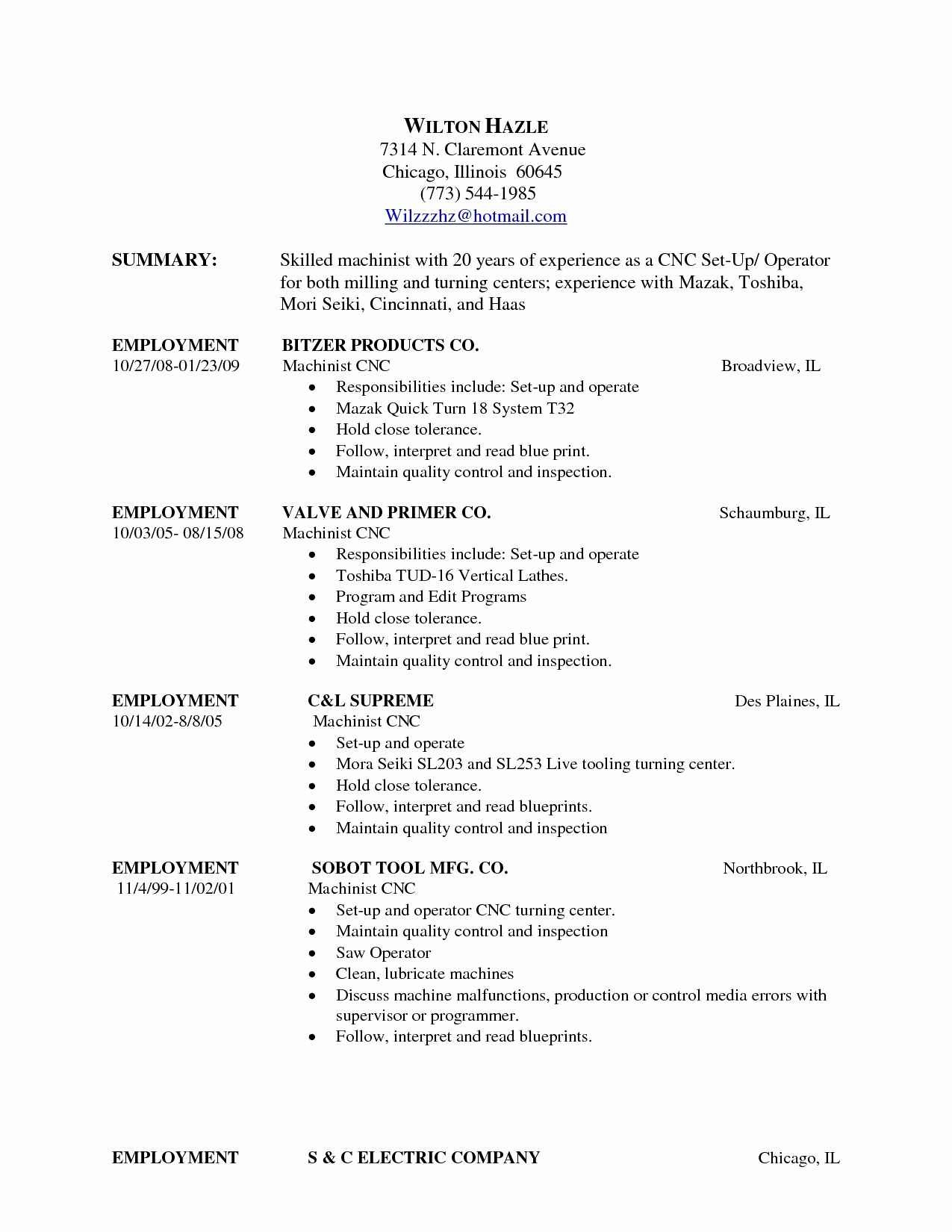 Forklift Driver Resume Template Example - forklift Mechanic Valid forklift Driver Resume Template Example