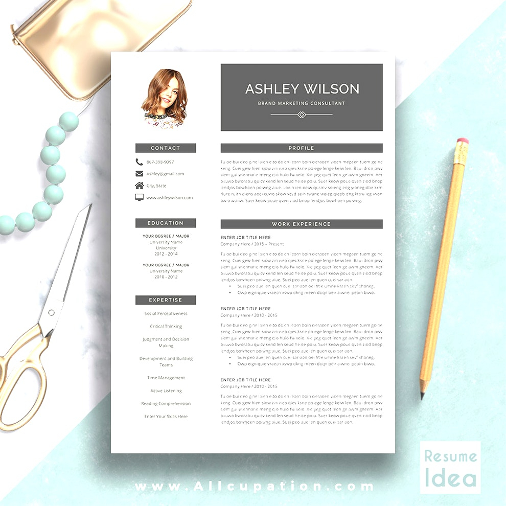 Free Modern Resume Templates for Word - Creative Modern Cv Resume Template Word Creative Resume Template