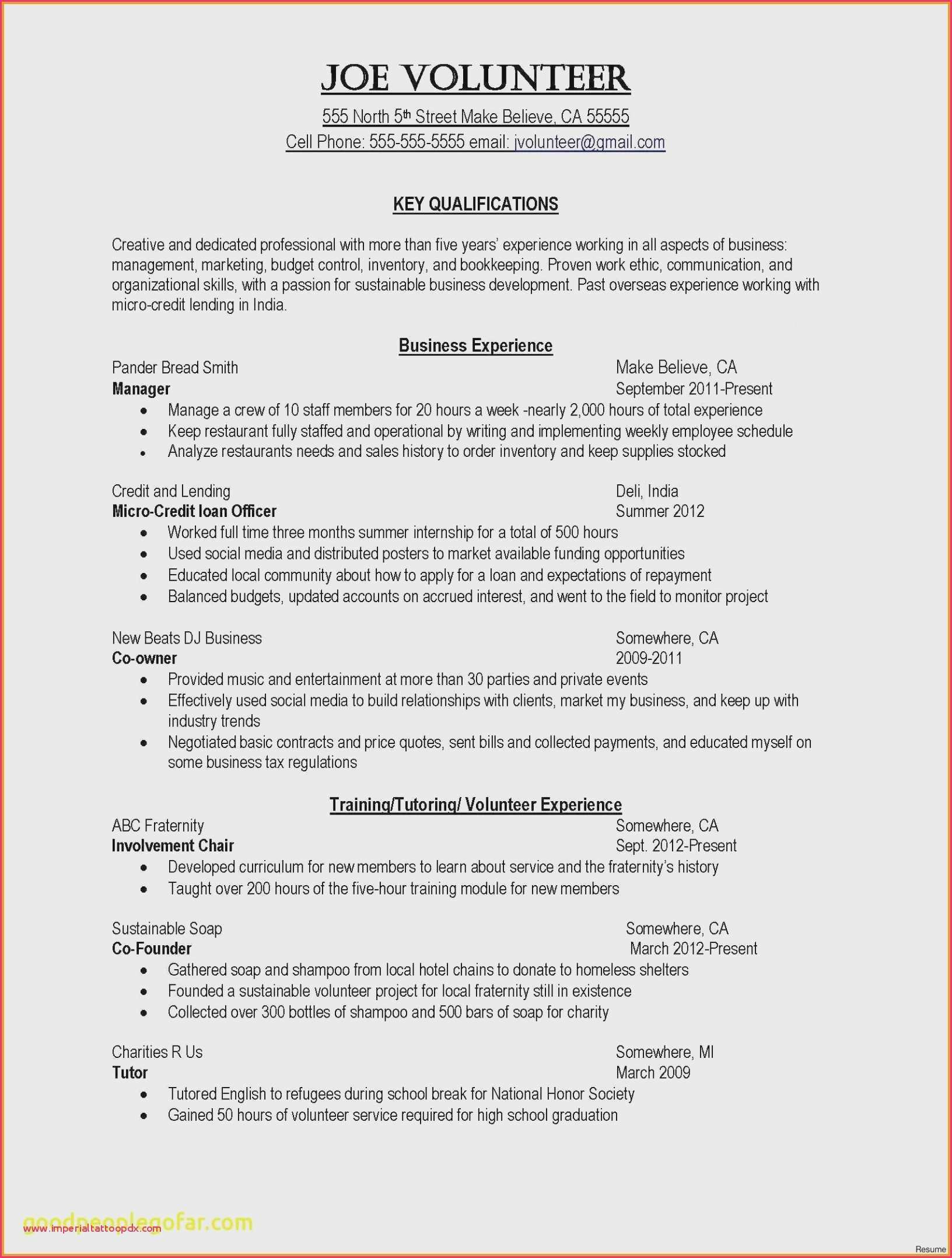 Free Sample Resume Templates - Free Resume Templates to Download Beautiful Fresh Pr Template