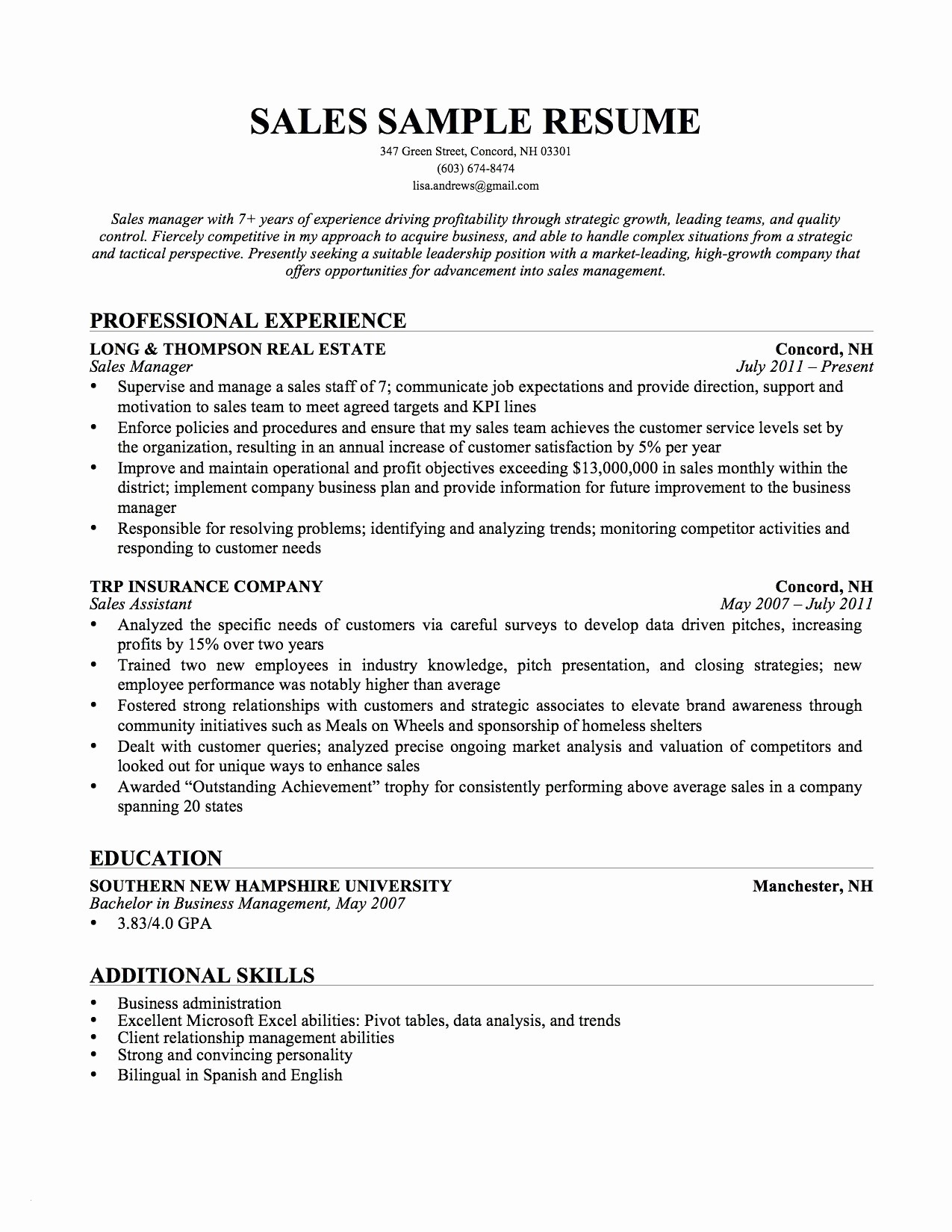 Front Desk Resume Template - Resume Templates for Entry Level Paragraphrewriter