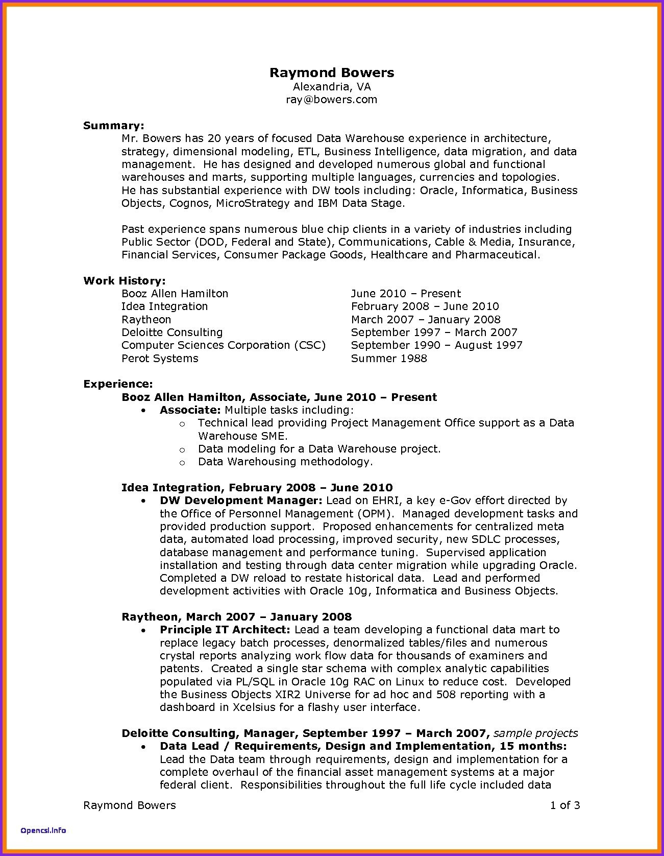 Functional Resume Template Pdf - where to Print Resume Elegant Types Resume formats Elegant Lovely