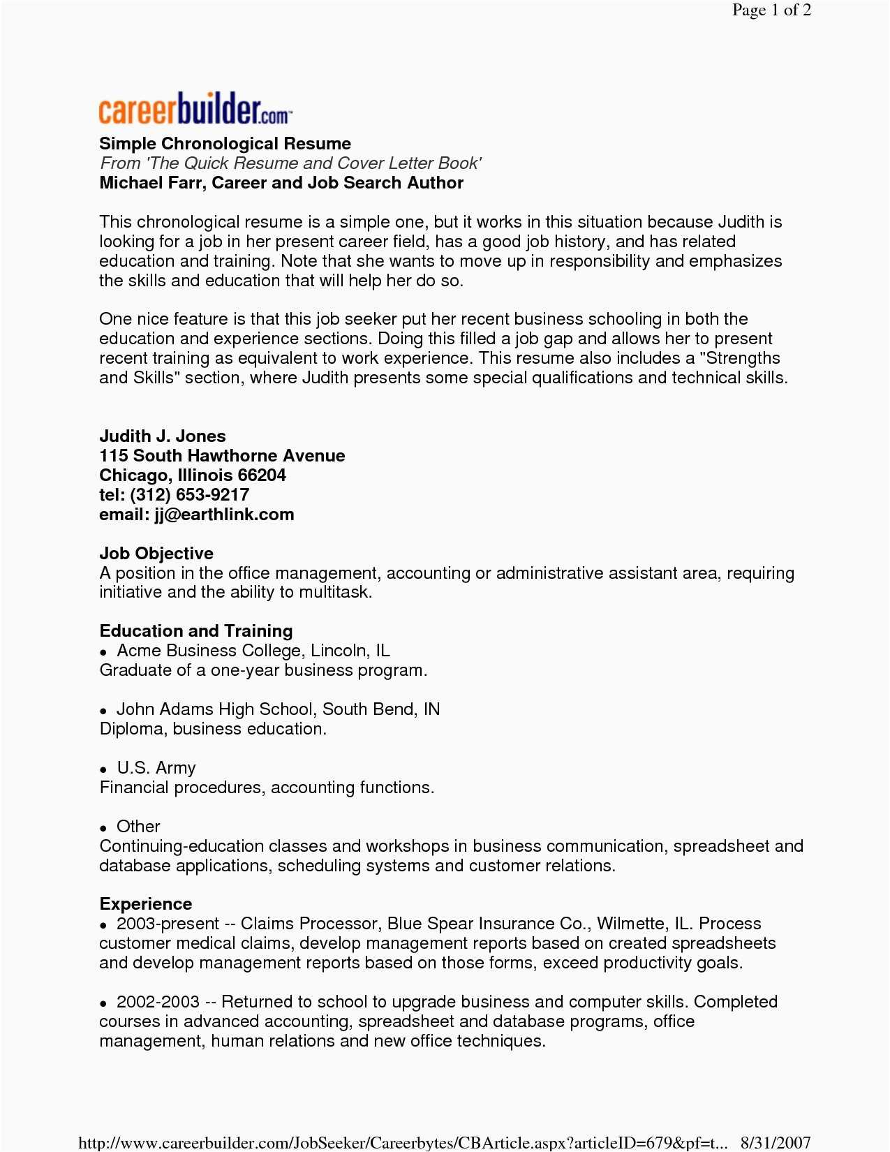 Gaps In Resume - 22 Resume Template for Free Download