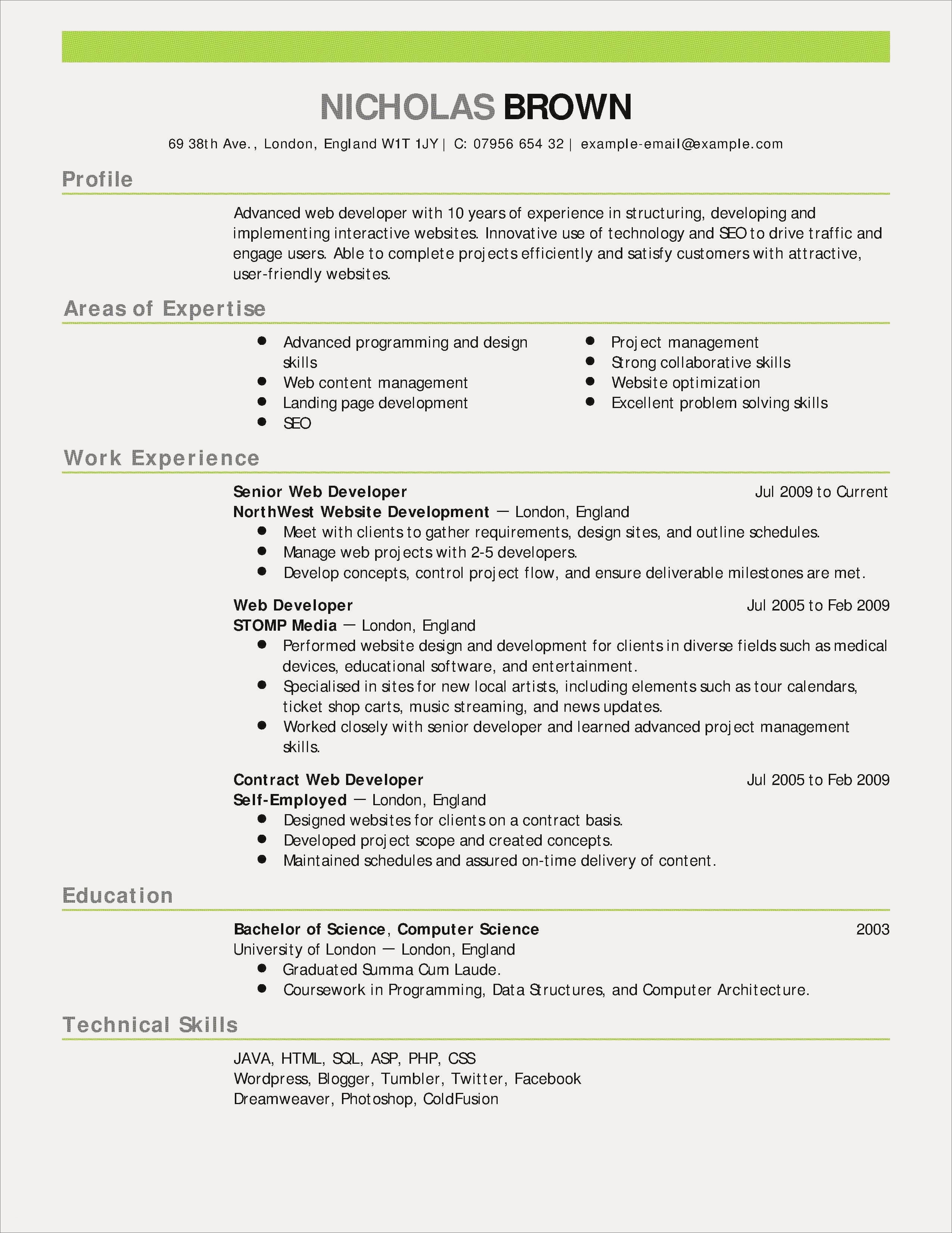 Good Resume Example - Sales Resumes Luxury Sales Resumes Examples Beautiful Resume