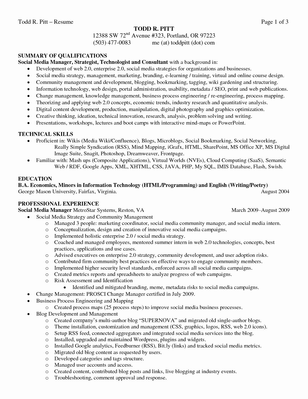 Good Skills to Have On A Resume - 25 Unique Additional Skills for Resume