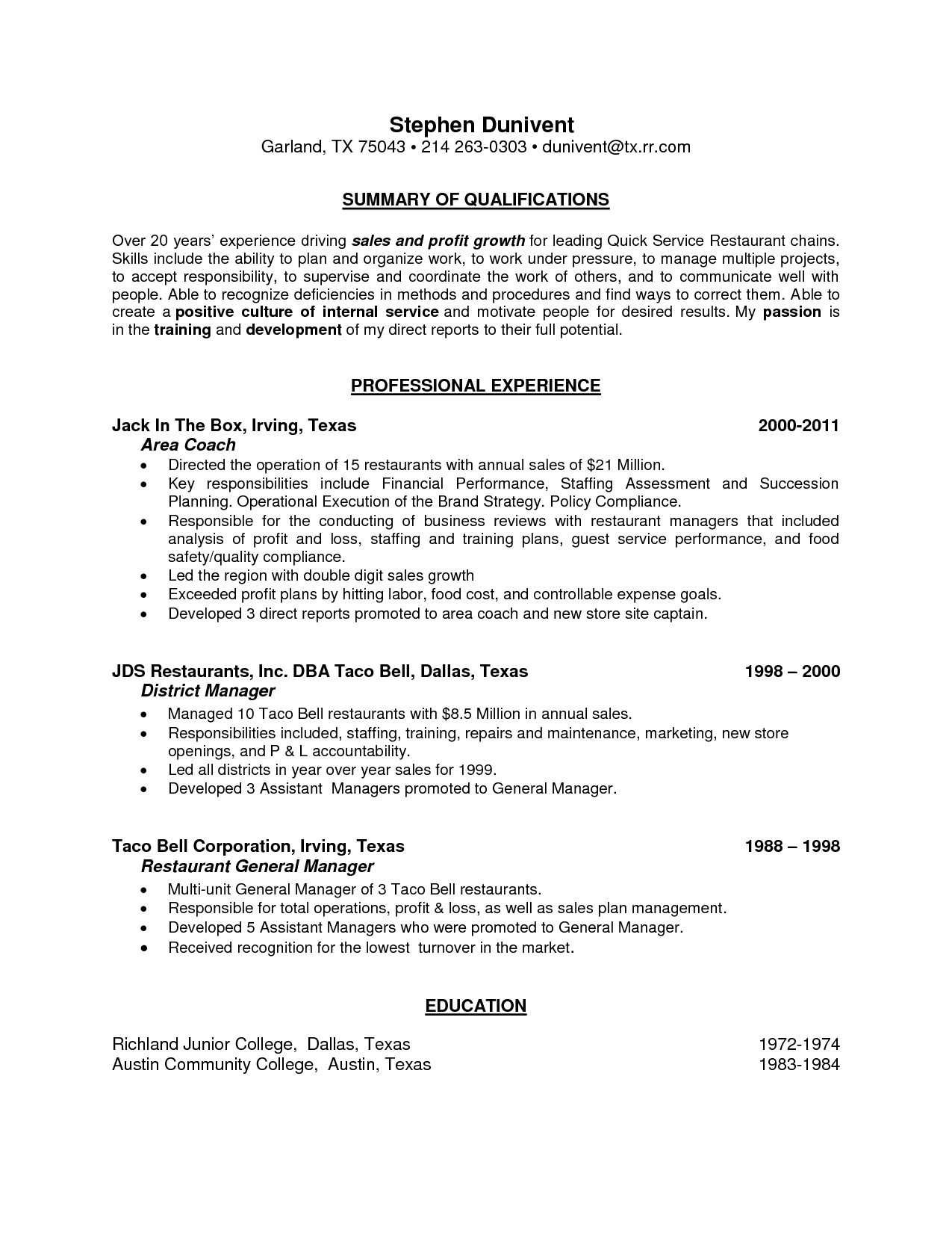 Government Resume Template - 23 Government Resume Template