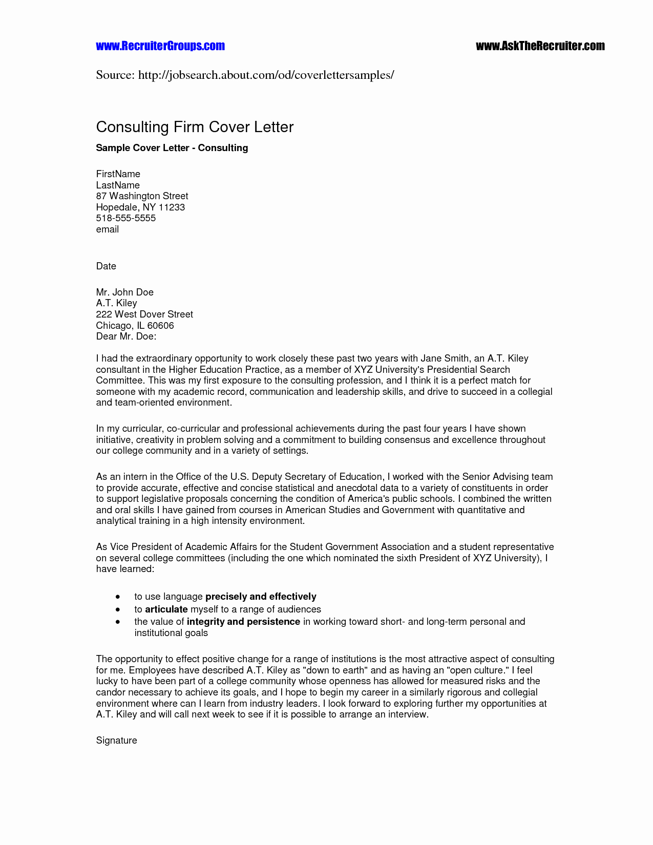Group Resume Template for A Hotel - Criminal Record Disclosure Letter Template Download