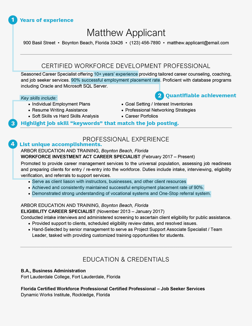 Guaranteed Resume Writing Services - How to Write A Resume Summary Statement with Examples