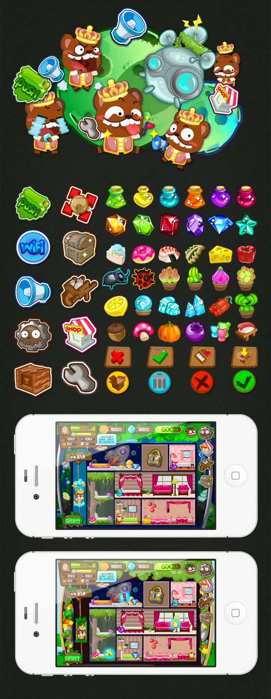 Gumi Icons - 143 Best 图标 Images On Pinterest