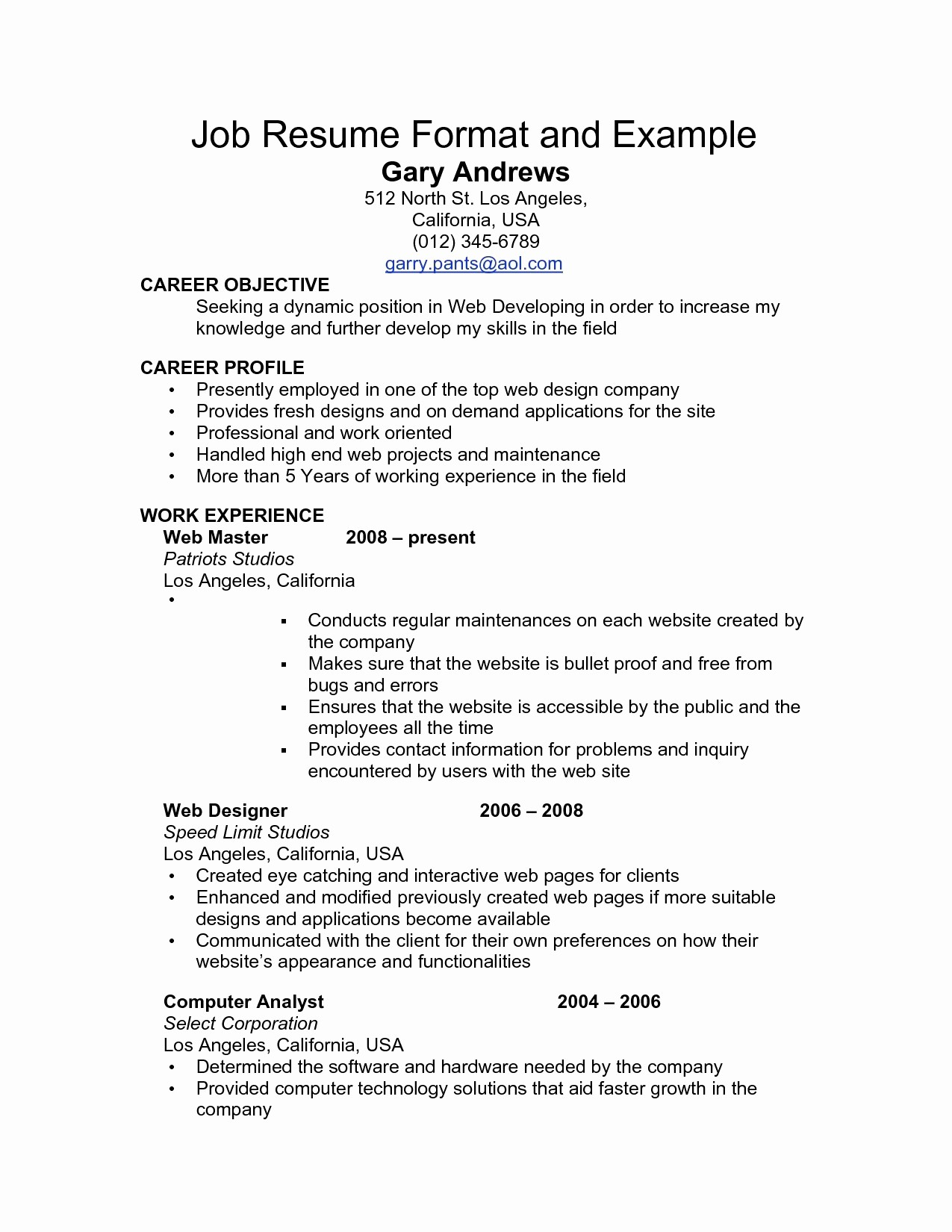 Help with My Resume - Help Writing A Resume New College Resume Example Writers Resume 0d