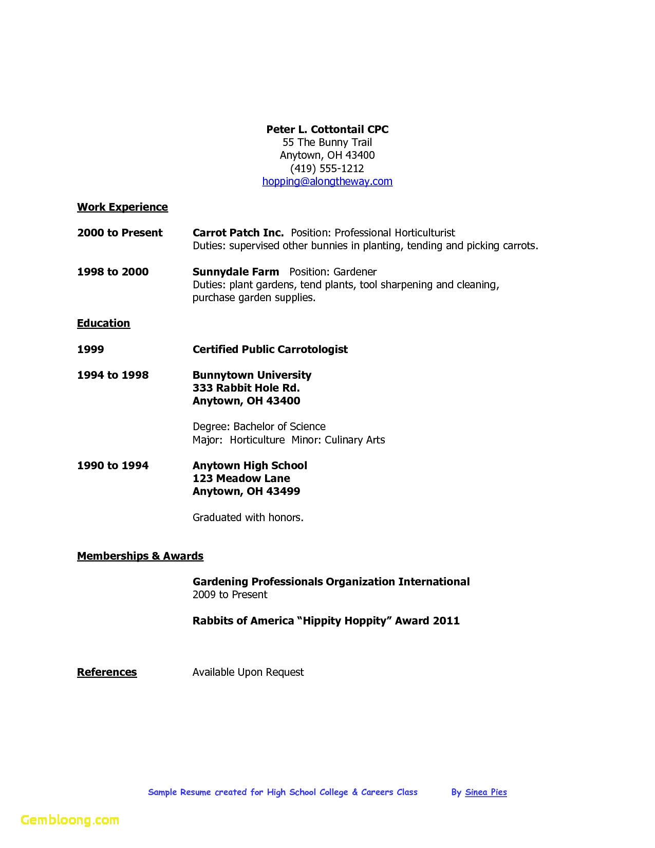 High School Graduate Resume Template Microsoft Word - High School Student Resume First Job