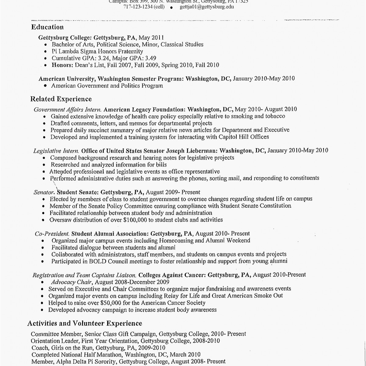 High School Students Resume - High School Students Resume Fresh Fresh Resume for Highschool