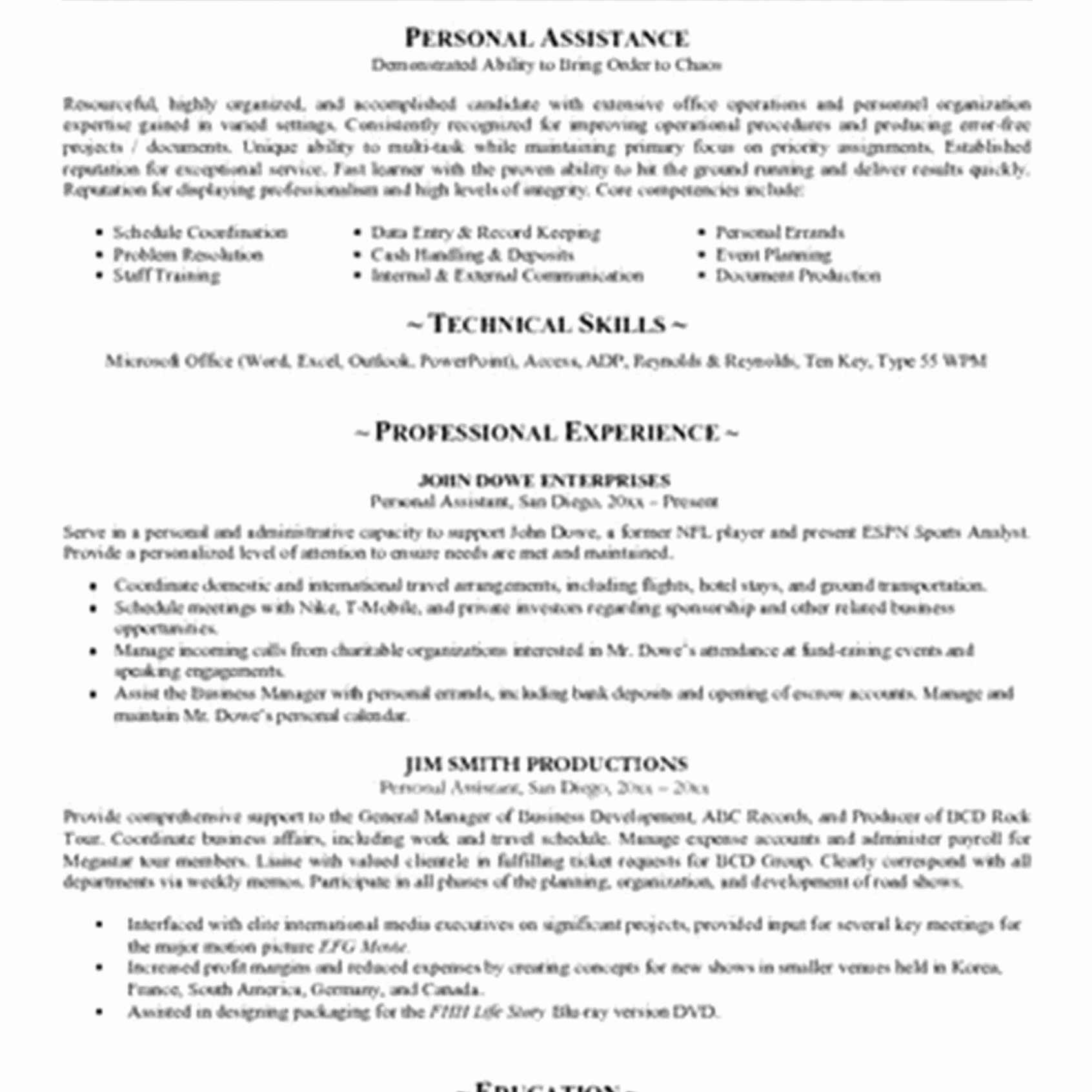 Home Health Aide Resume Skills - Home Health Aide Resume Skills