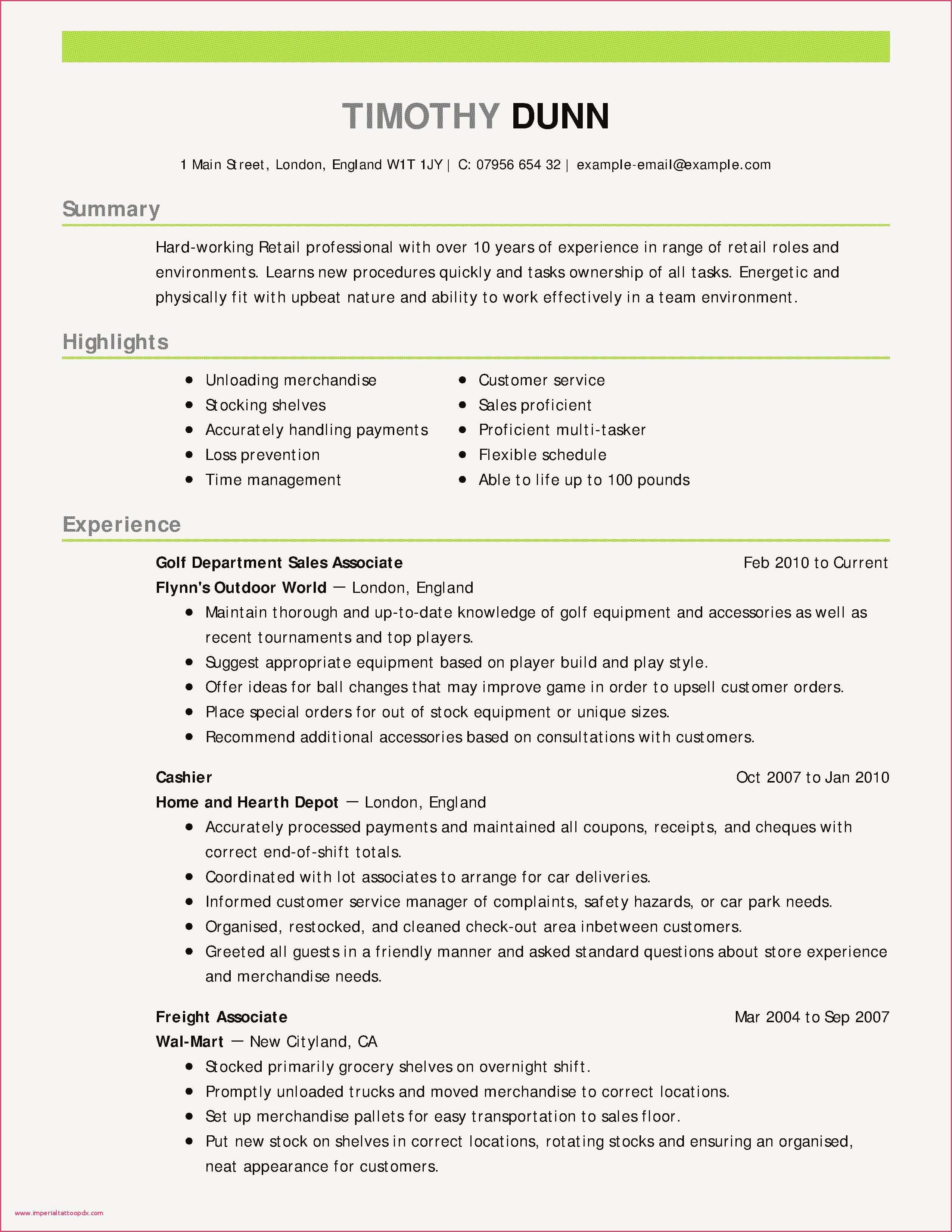 Hospitality Resume Template - 59 Resume Sample Hotel and Restaurant Management