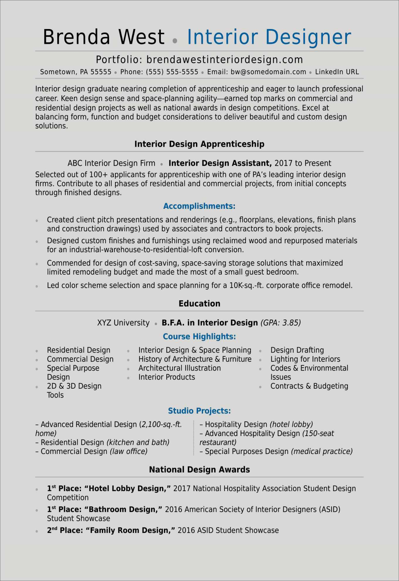 Hospitality Sample Resume - How to Make Resume Template Hospitality Free Resume Templates