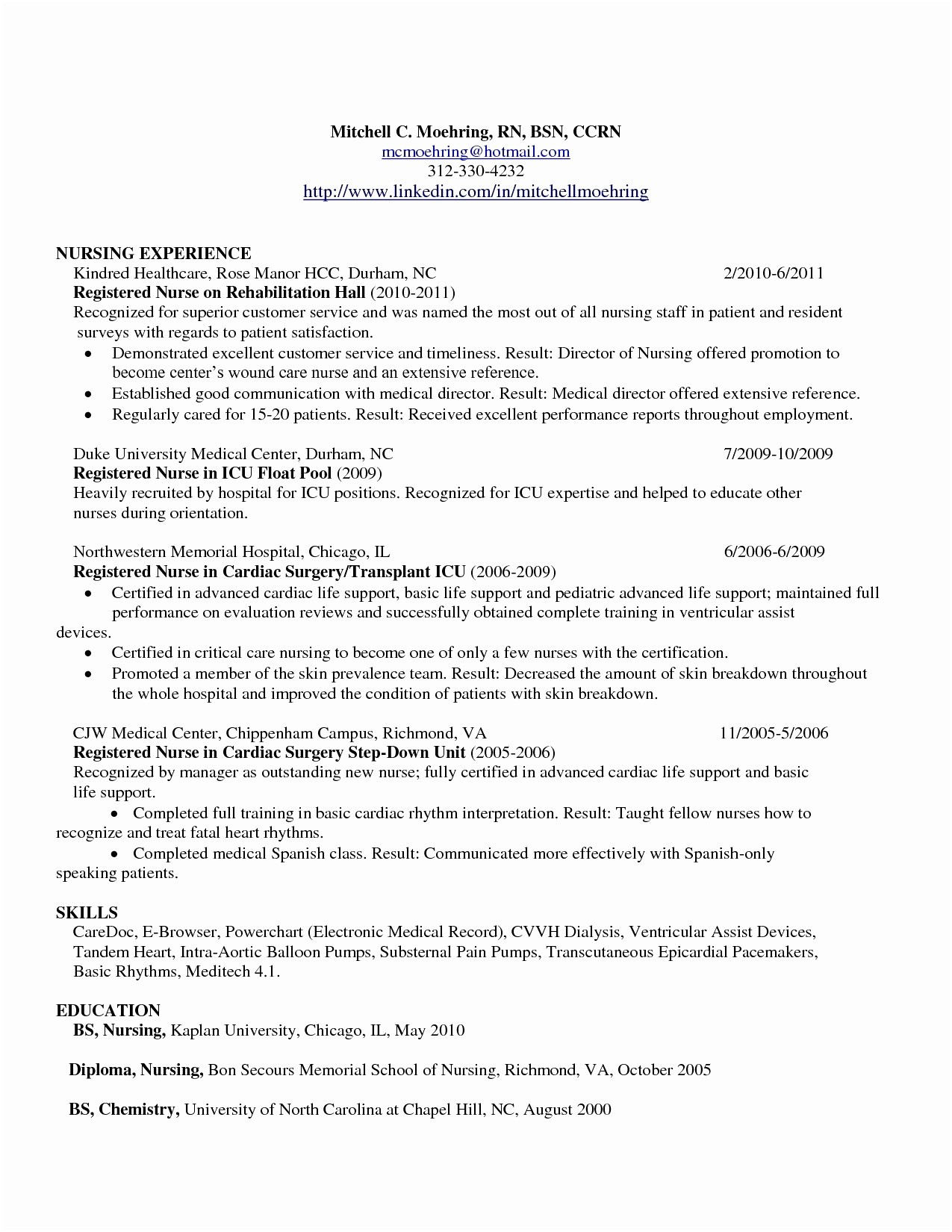 Hr Resume Template - Rn Bsn Resume Awesome Nurse Resume 0d Wallpapers 42 Beautiful Nurse