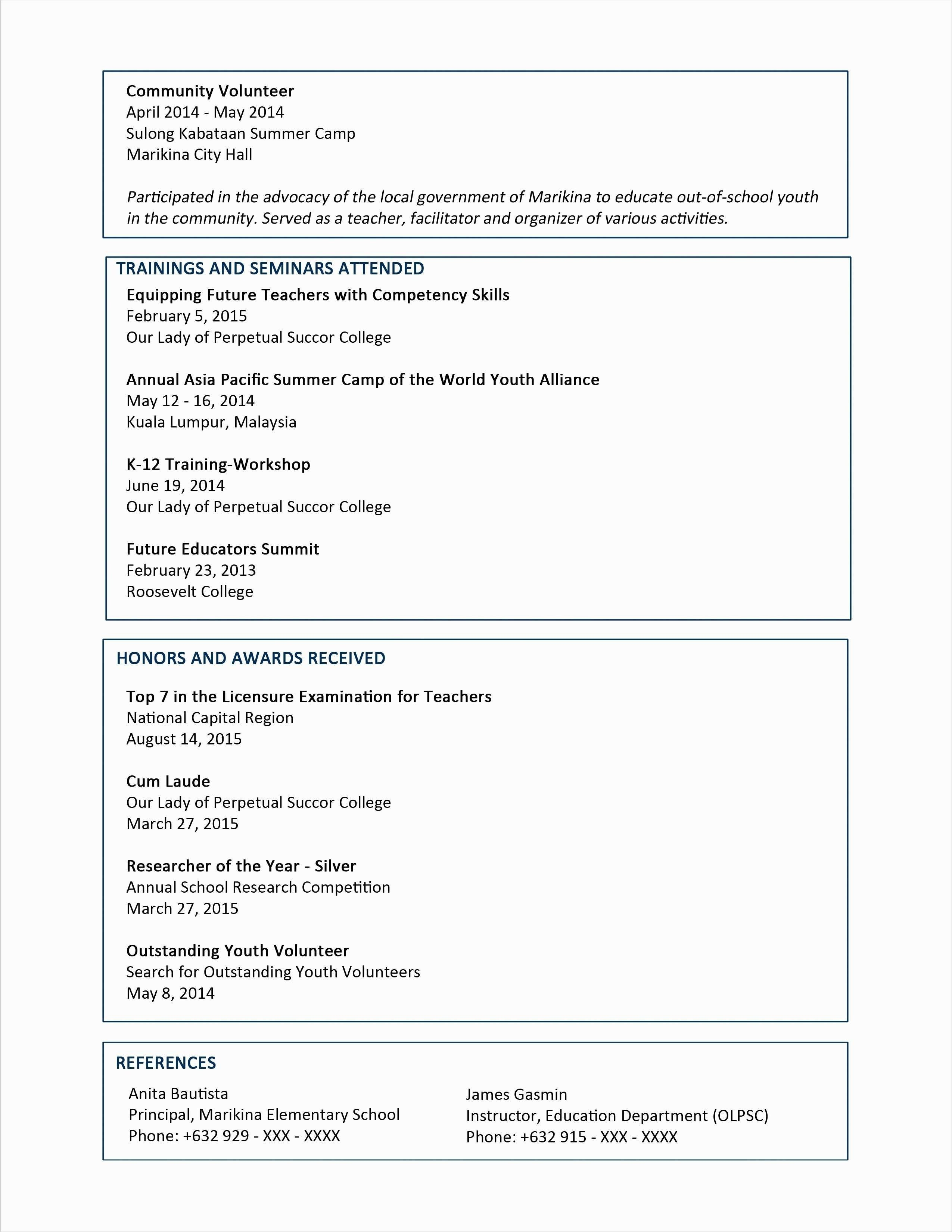 hybrid resume template Collection-Hybrid Resume Template 15-f